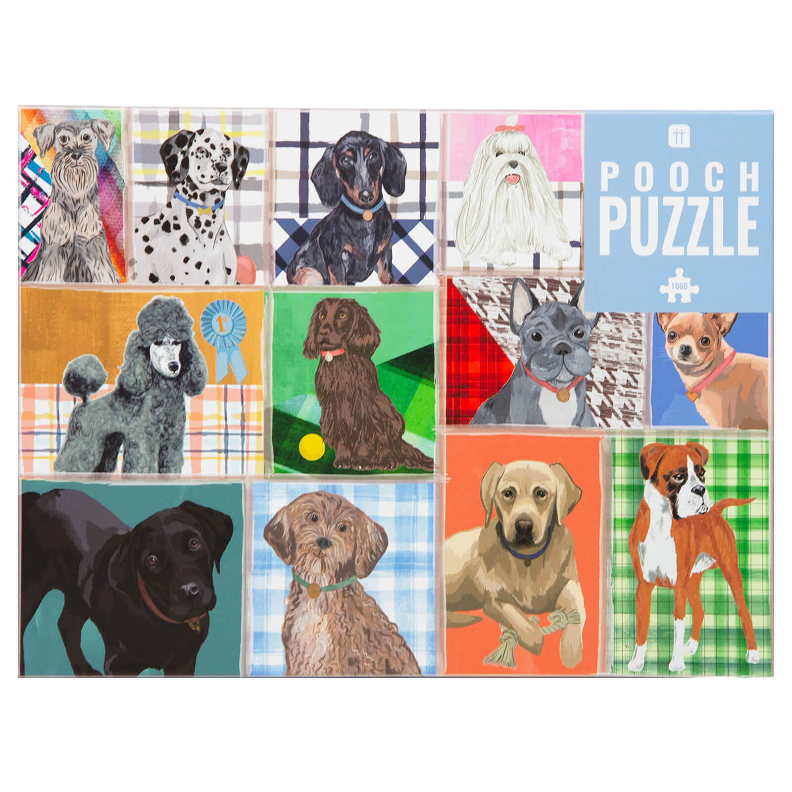 Image of Pick Me Up 1000pc Jigsaw Puzzle - Pooch