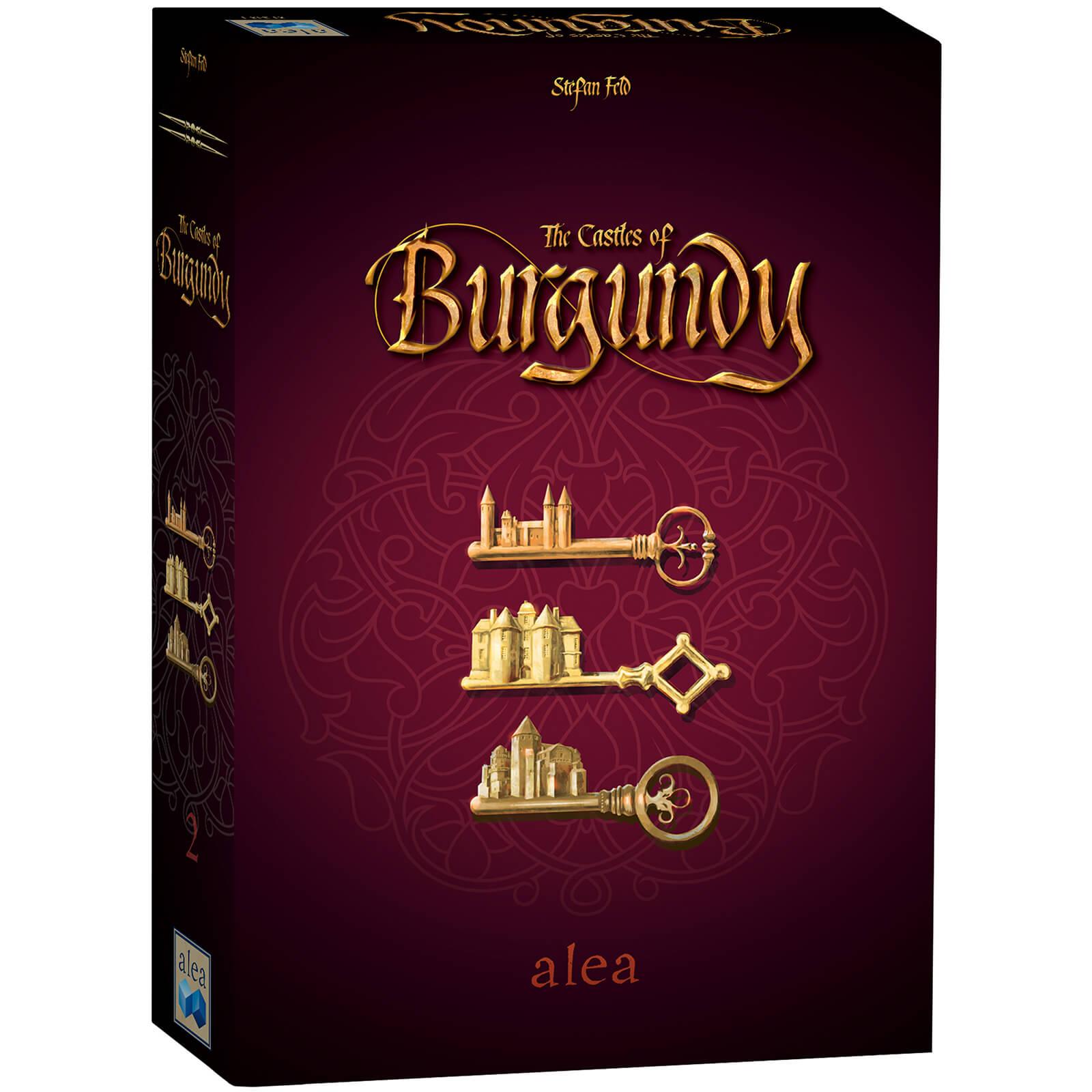 Image of Castle of Burgundy Board Game