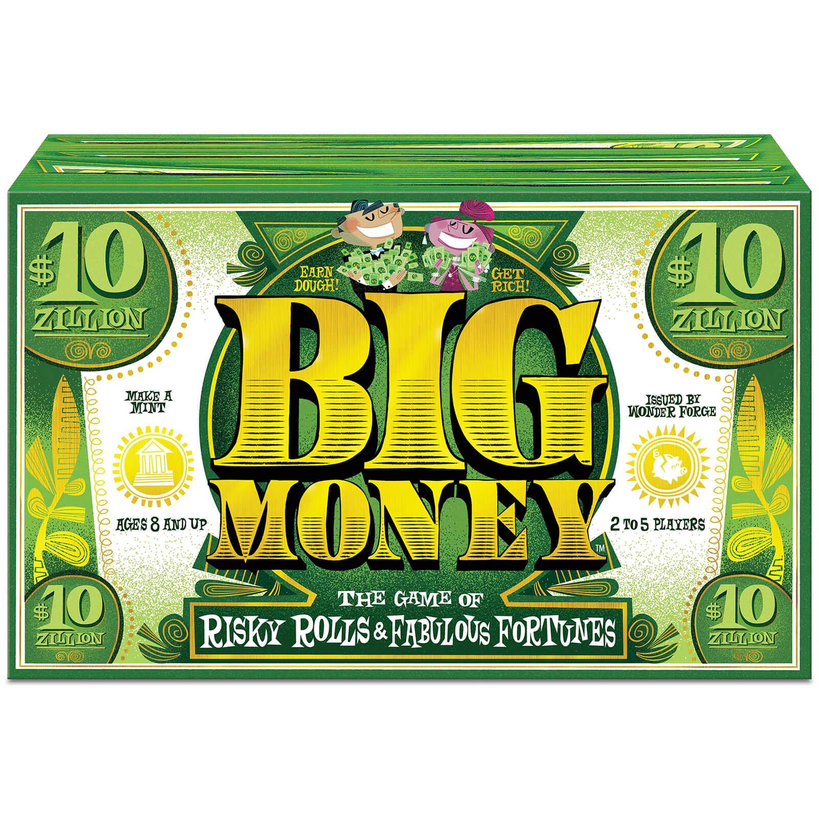 Image of Big Money Board Game