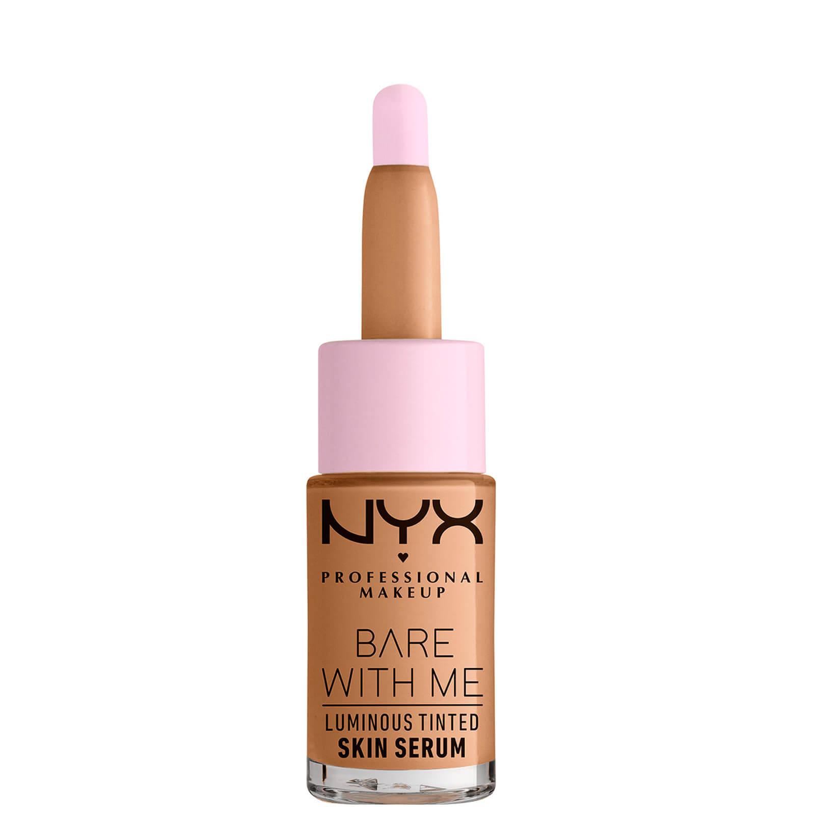 Купить NYX Professional Makeup Bare With Me Luminous Tinted Skin Serum 12.6g (Various Shades) - Medium