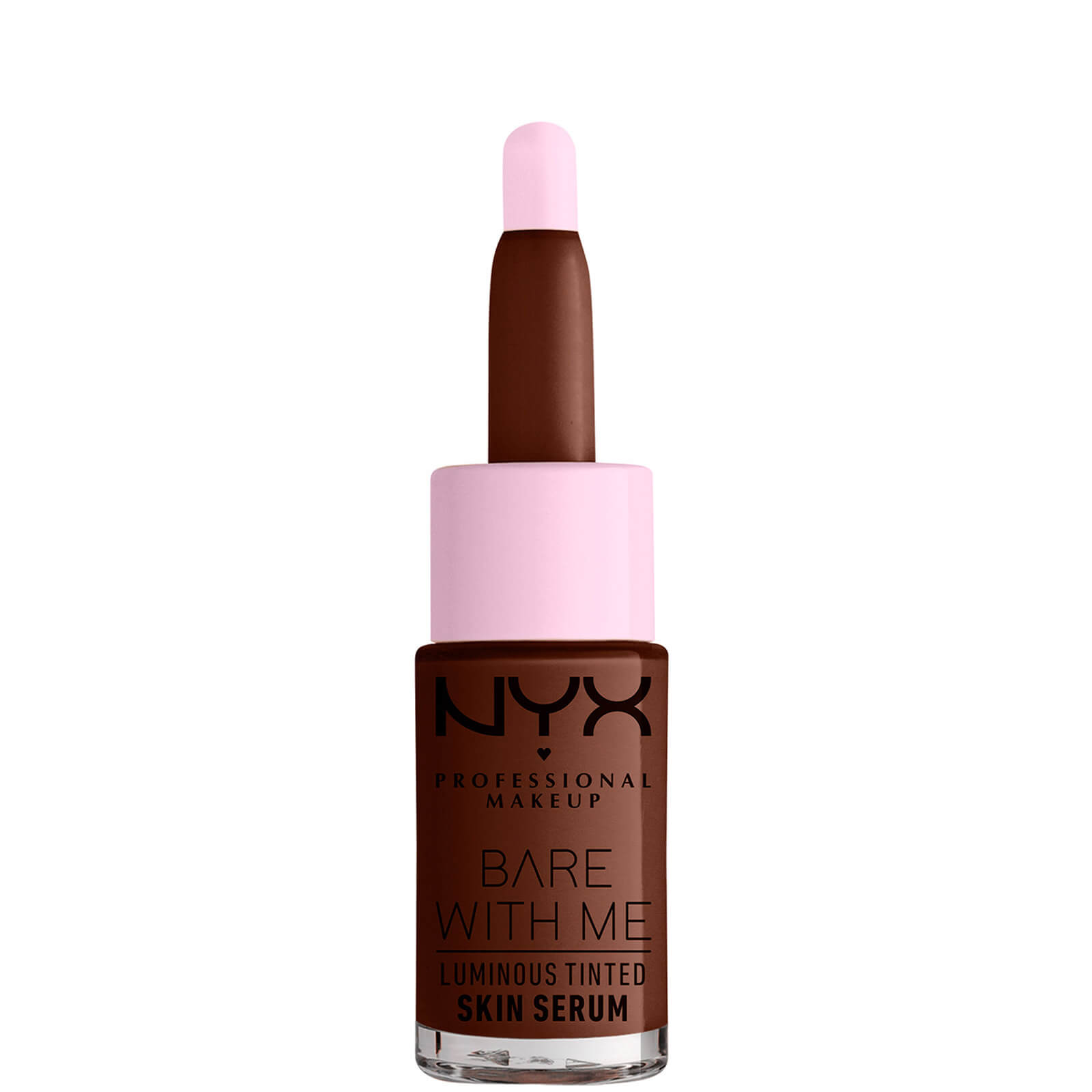 Купить NYX Professional Makeup Bare With Me Luminous Tinted Skin Serum 12.6g (Various Shades) - Deep