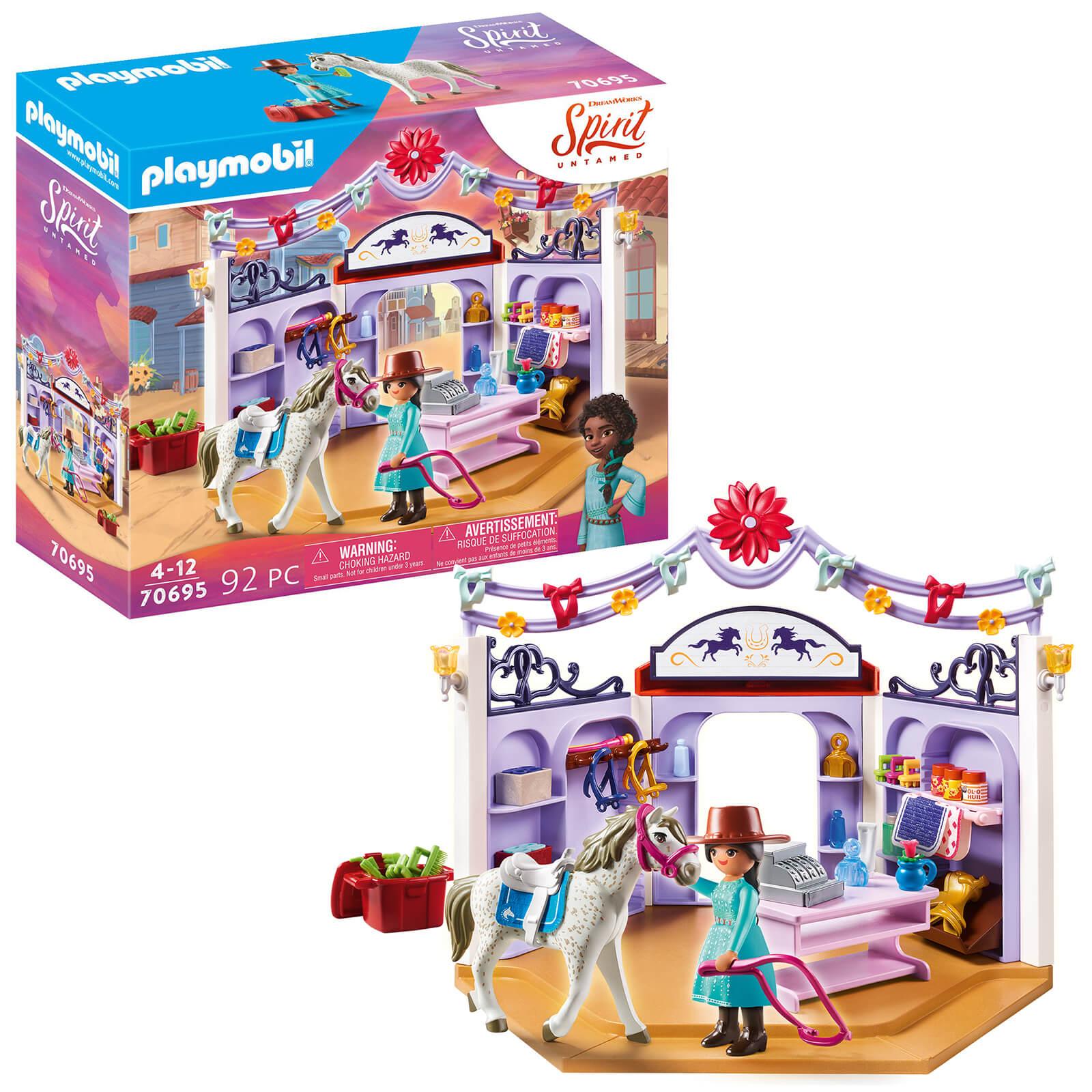 Playmobil Spirit: Untamed � Miradero Tack Shop (70695)
