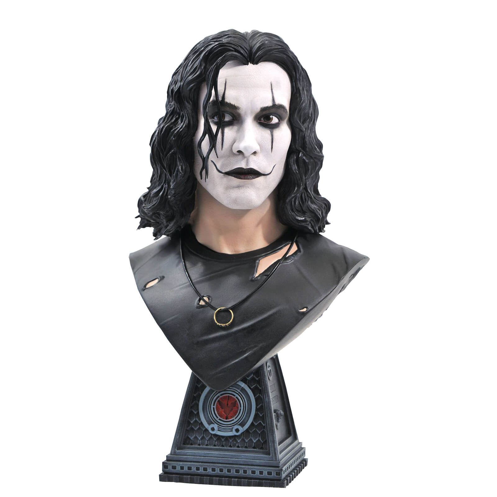 Image of Diamond Select Movie Legends In 3D 1/2 Scale Bust - The Crow
