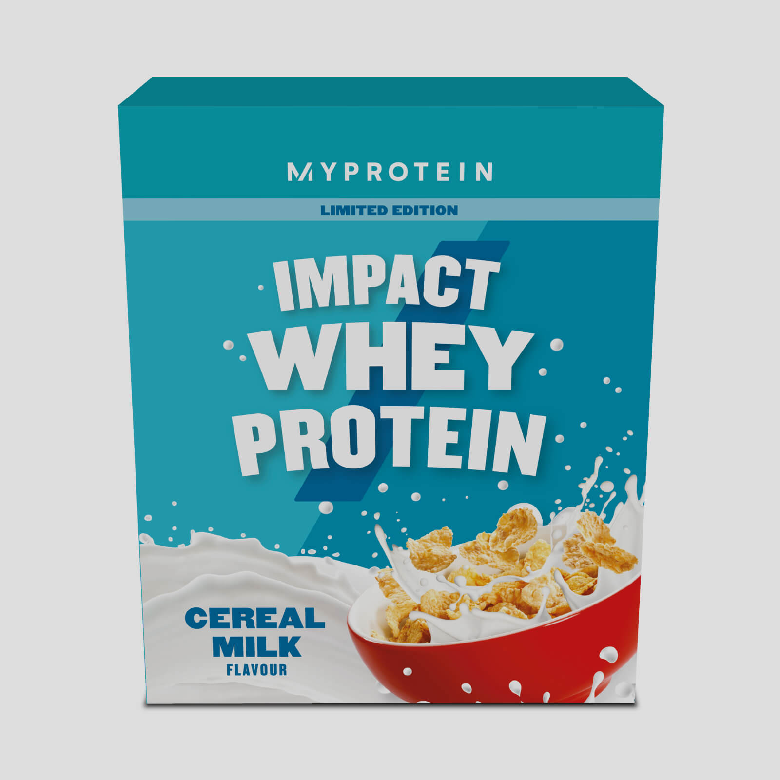 Impact Whey Protein - Limited Edition Cereal Milk (1kg)