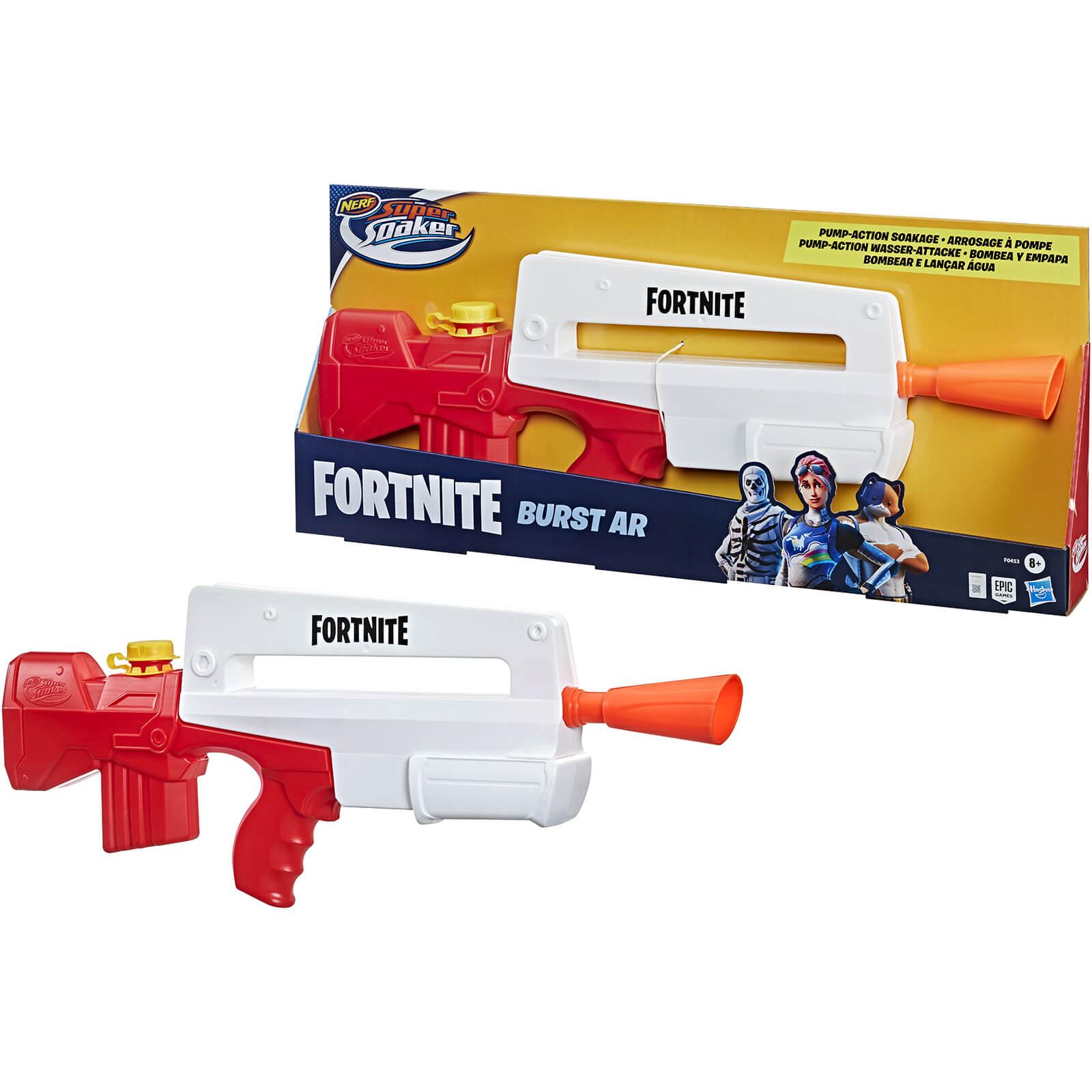 Nerf   Supersoakeroaker Fortnite Burst AR L Water Gun