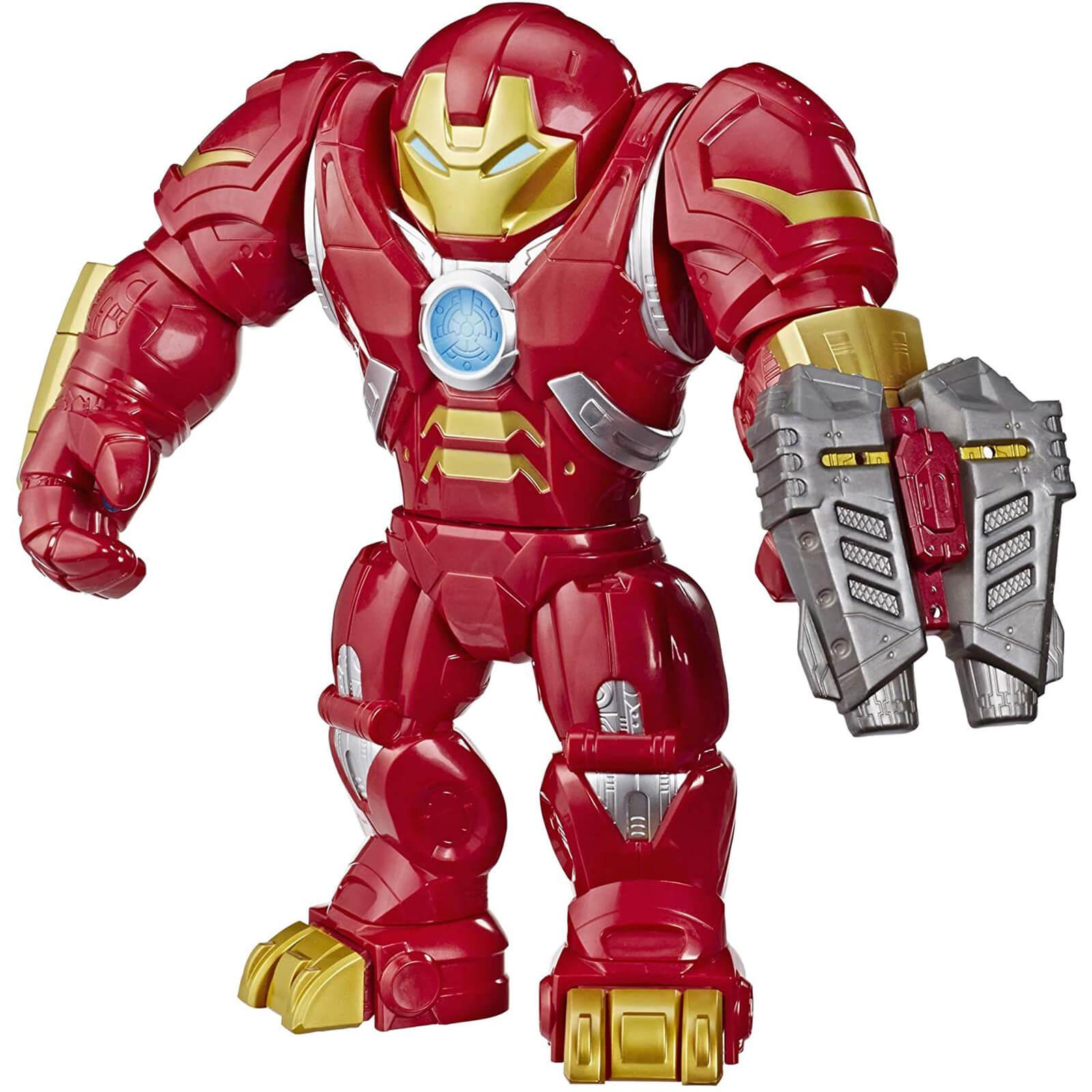 Hasbro Playskool Heroes Mega Mighties Marvel Super Hero Adventures Hulkbuster 30cm Action Figure