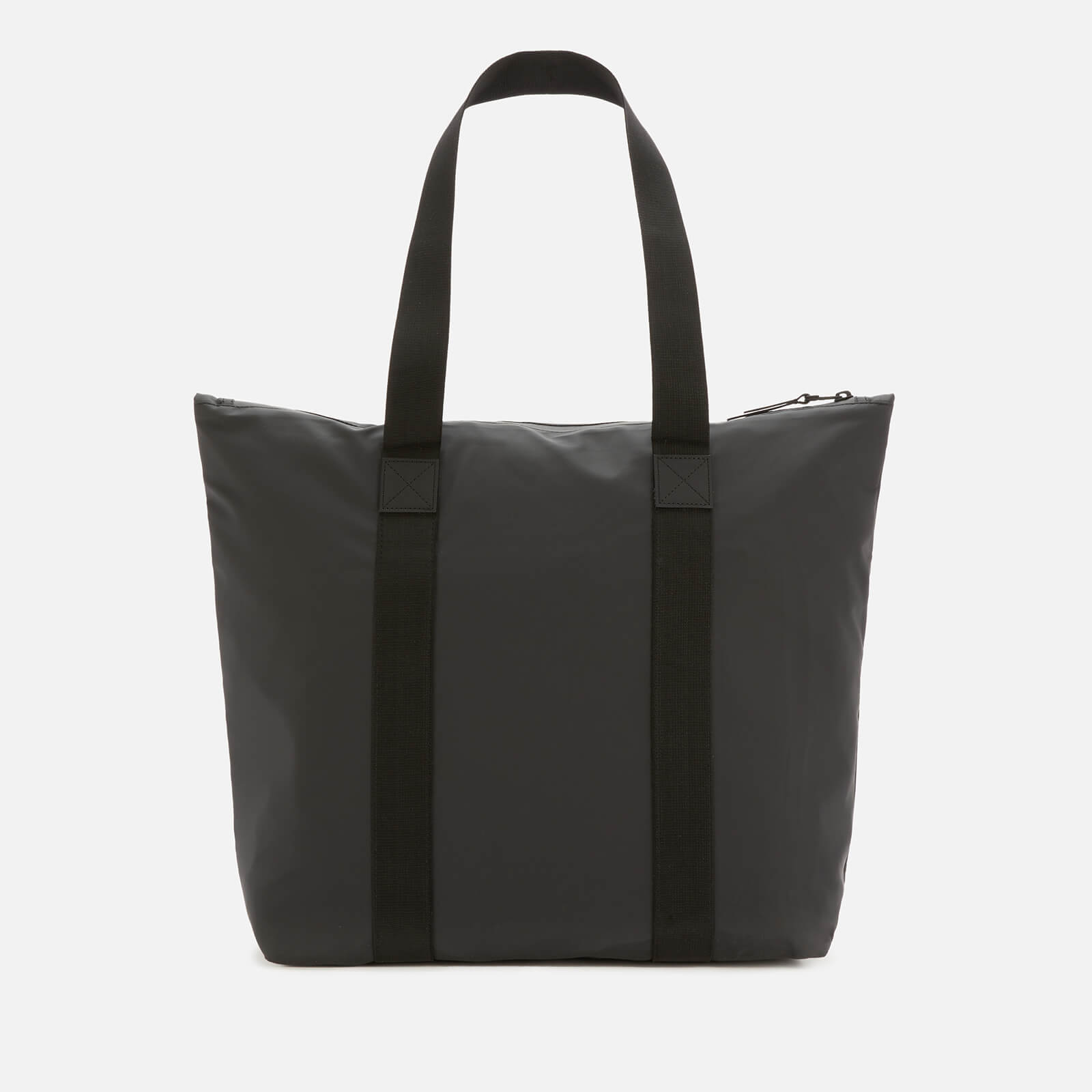 rains men's tote bag rush - black