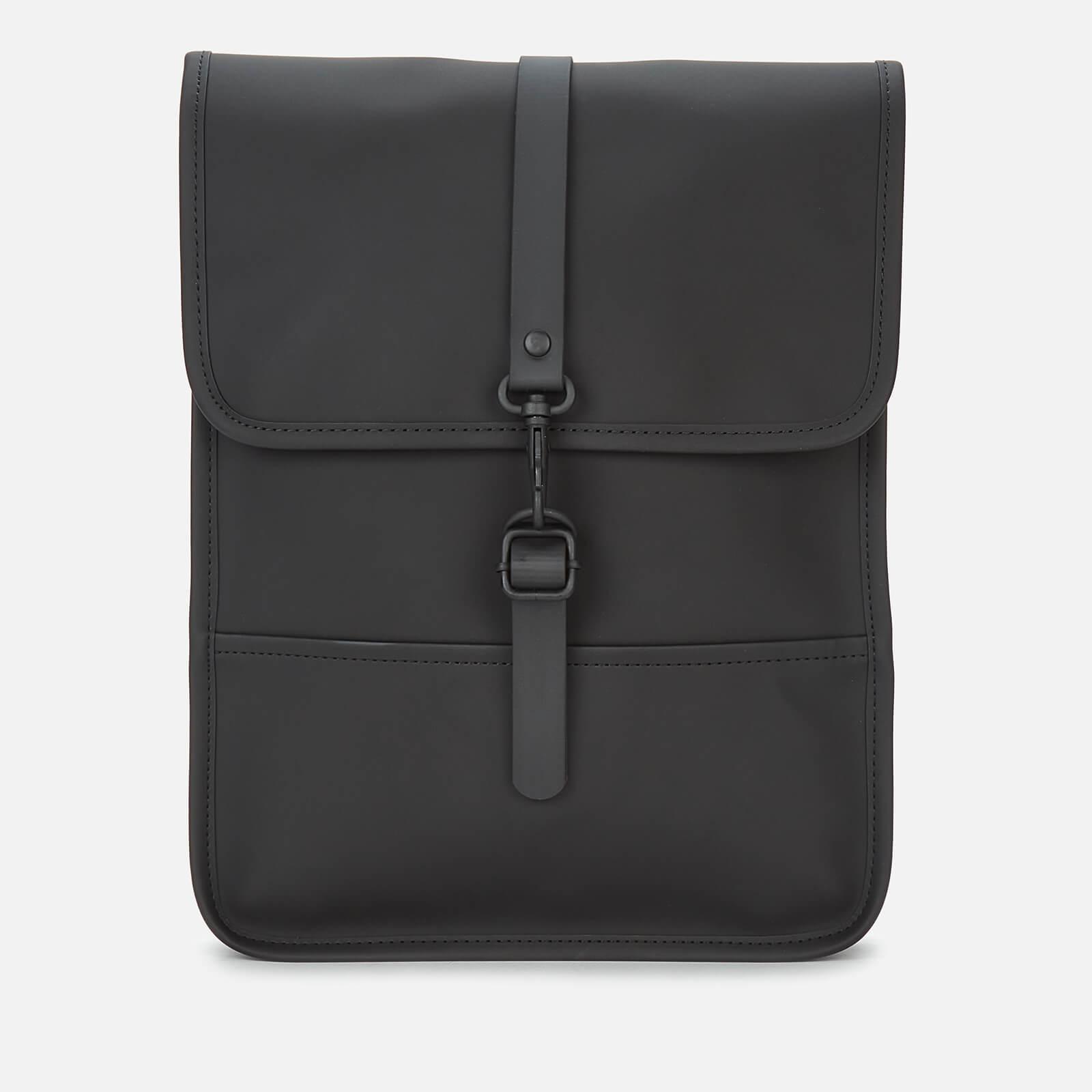 Rains Men's Backpack Micro - Black