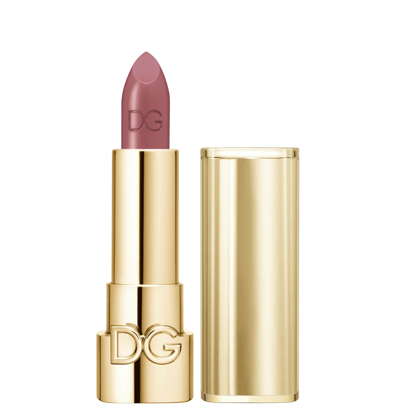 Dolce&Gabbana The Only One Lipstick + Cap (Gold) (Various Shades) - 150 Creamy Mocha