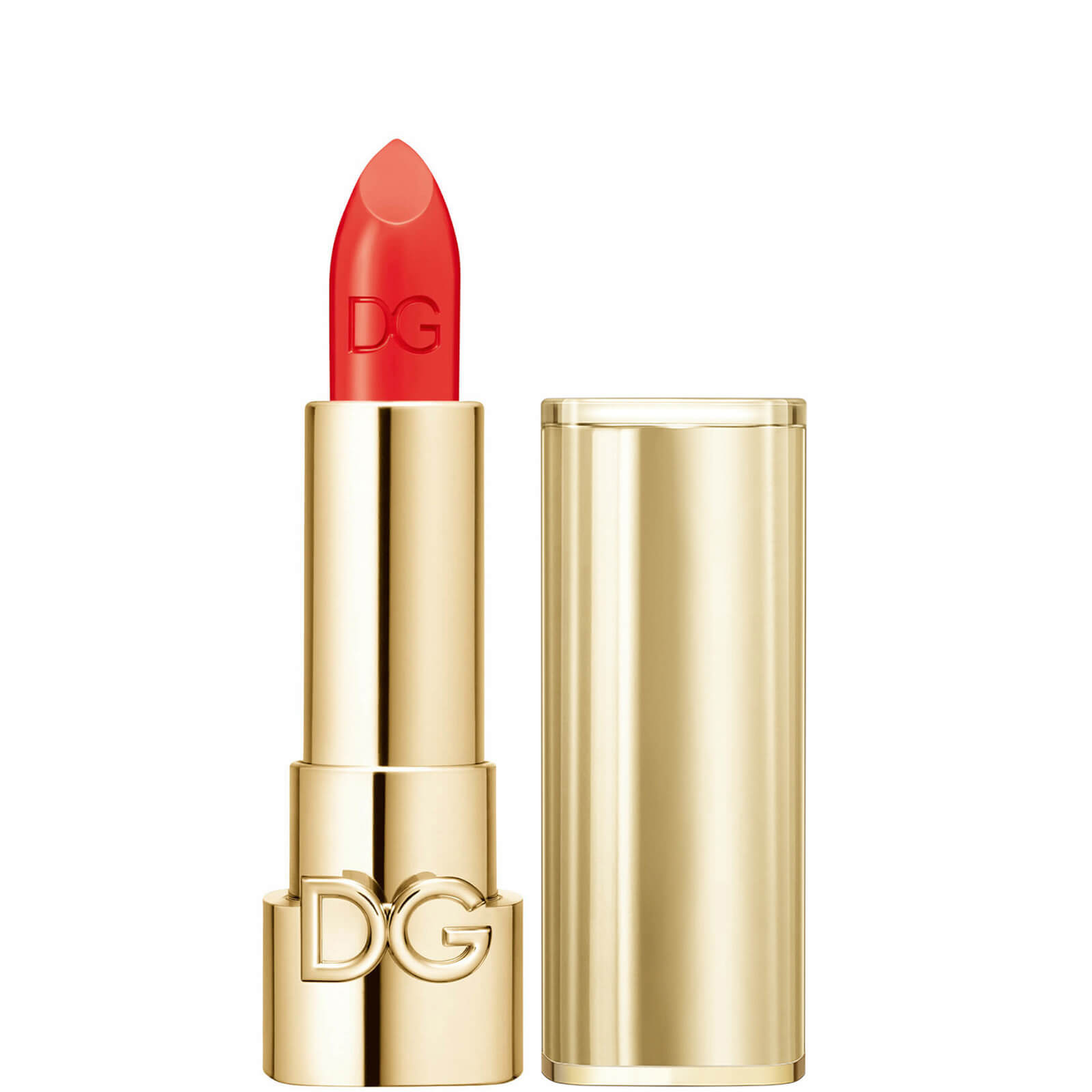 Dolce&Gabbana The Only One Lipstick + Cap (Gold) (Various Shades) - 510 Orange Vibes