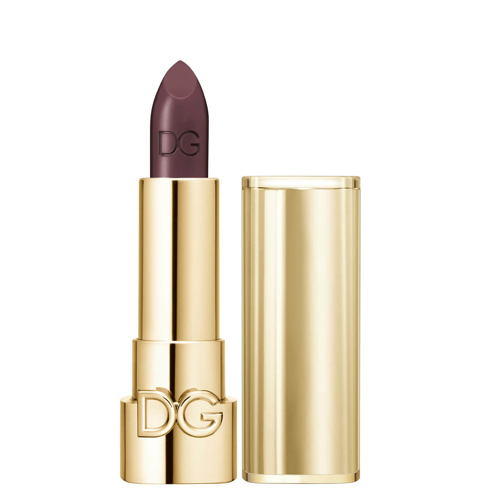 Dolce&Gabbana The Only One Lipstick + Cap (Gold) (Various Shades) - 330 Bright Amethyst