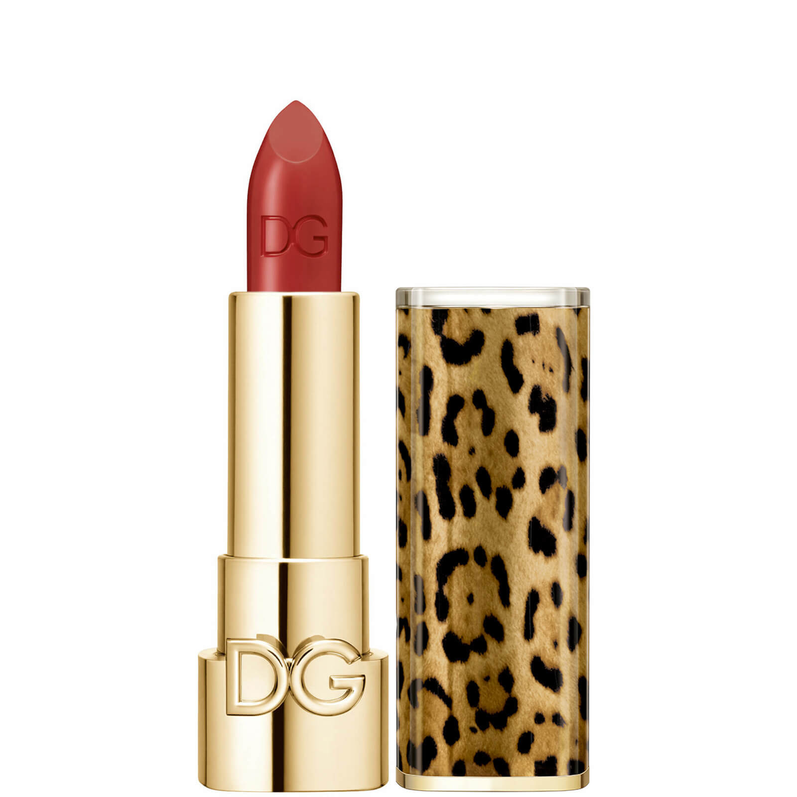 Dolce&Gabbana The Only One Lipstick + Cap (Animalier) (Various Shades) - 670 Spicy Touch