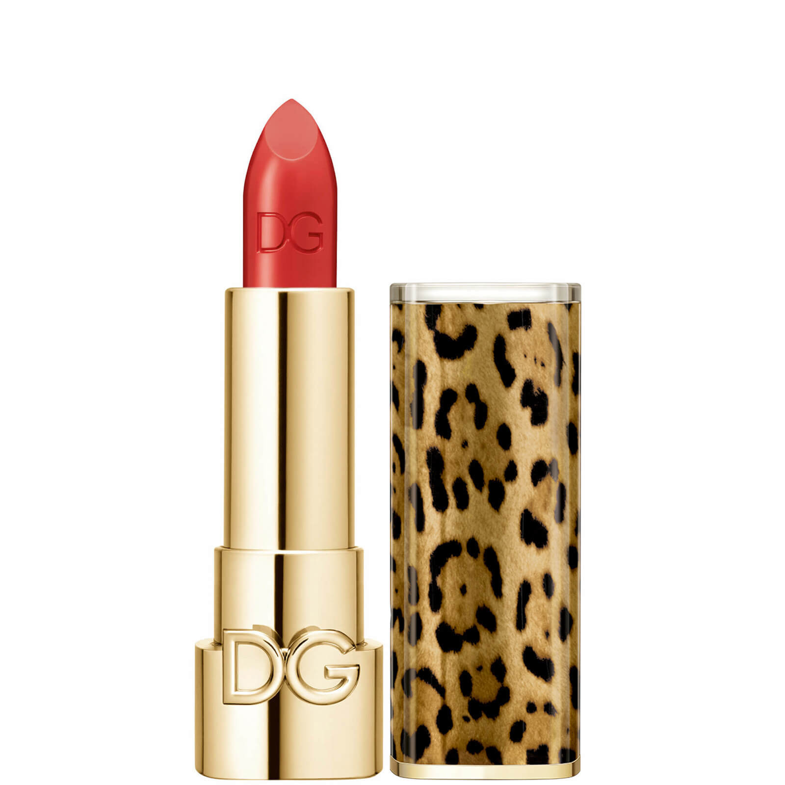 Dolce&Gabbana The Only One Lipstick + Cap (Animalier) (Various Shades) - 620 Queen of Hearts