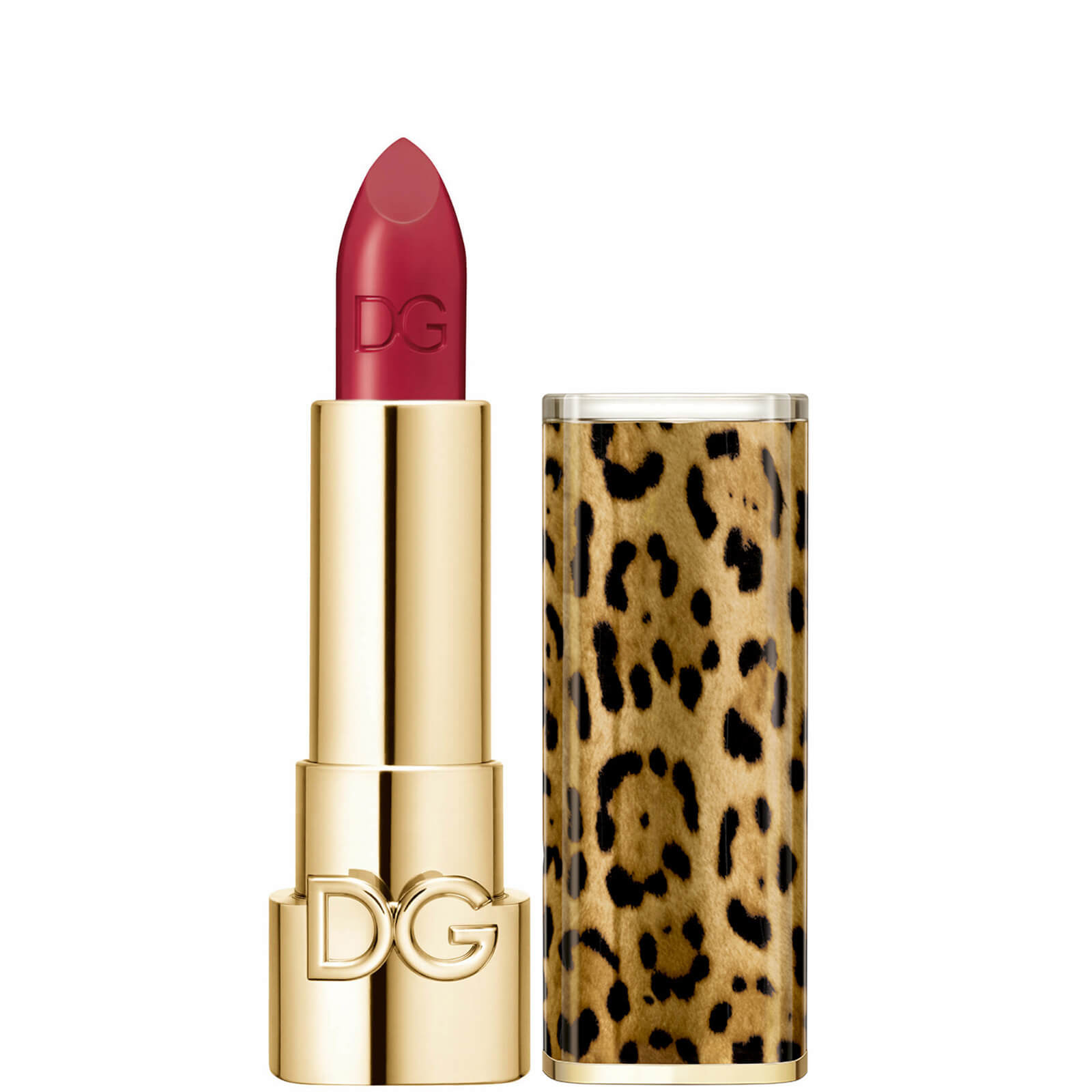 Dolce&Gabbana The Only One Lipstick + Cap (Animalier) (Various Shades) - 640 Amore