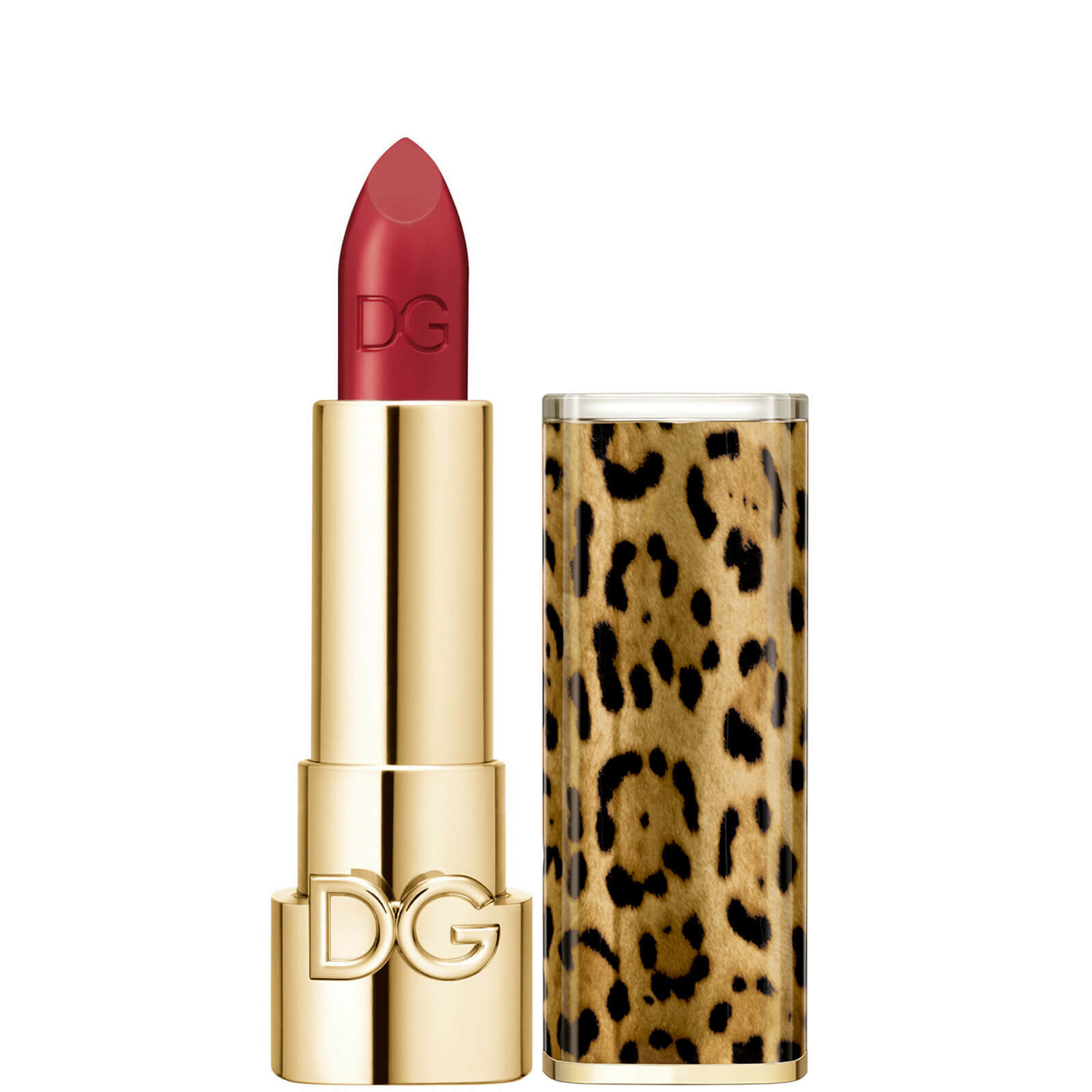 Dolce&Gabbana The Only One Lipstick + Cap (Animalier) (Various Shades) - 650 Iconic Ruby