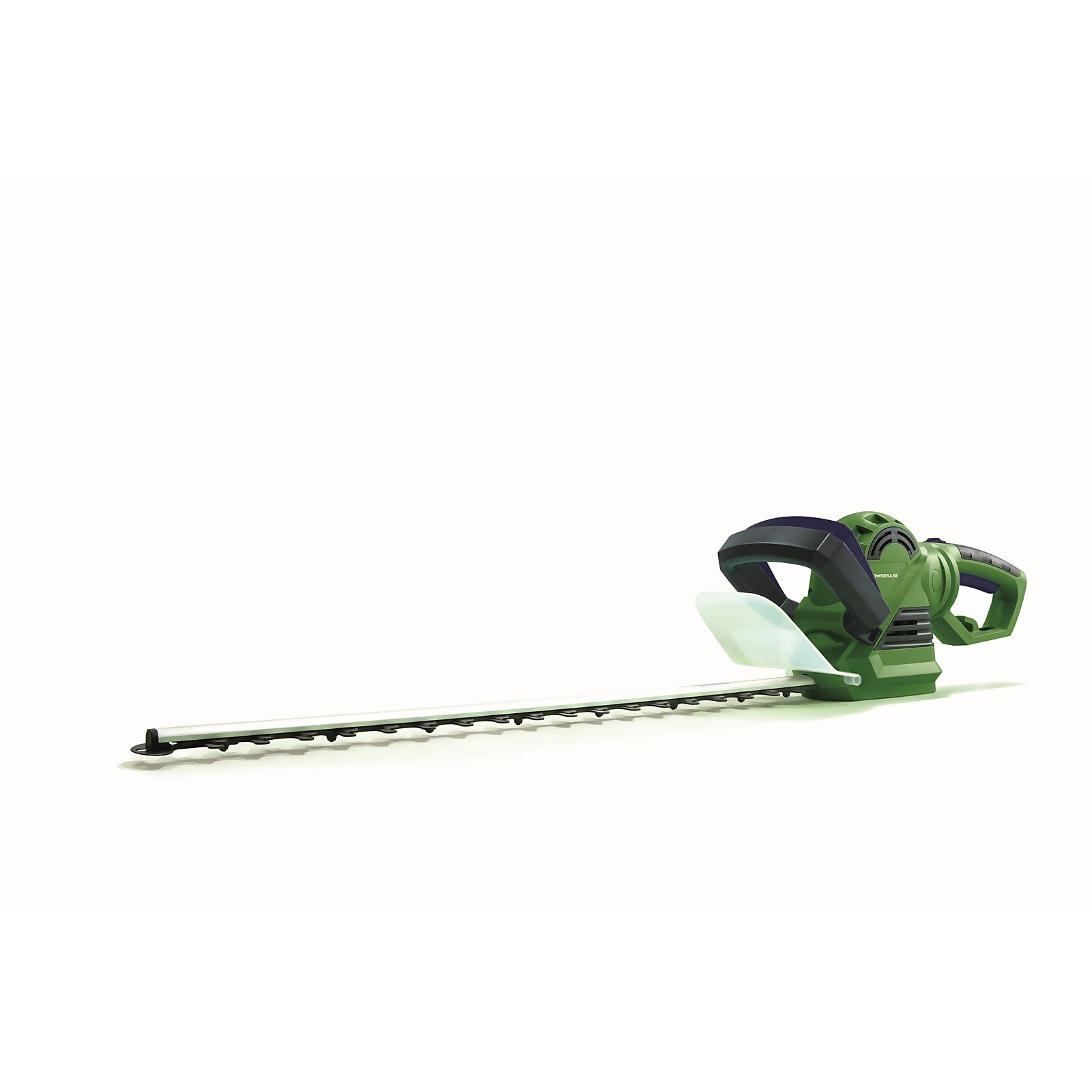 Powerbase 710W Electric Hedge Trimmer 66cm