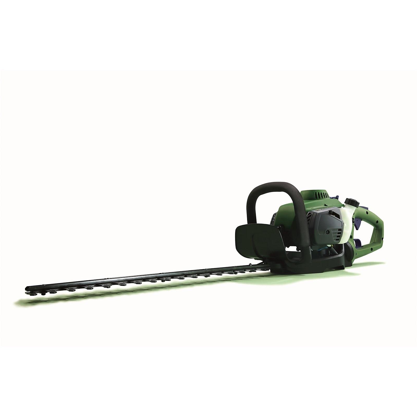 Powerbase 26cc Petrol Hedge Trimmer 55cm