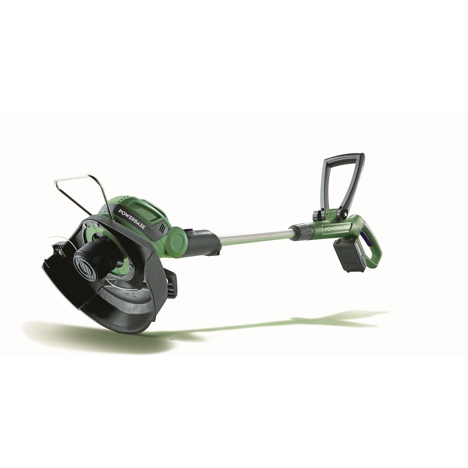 Powerbase 20V Cordless Grass Trimmer 25cm