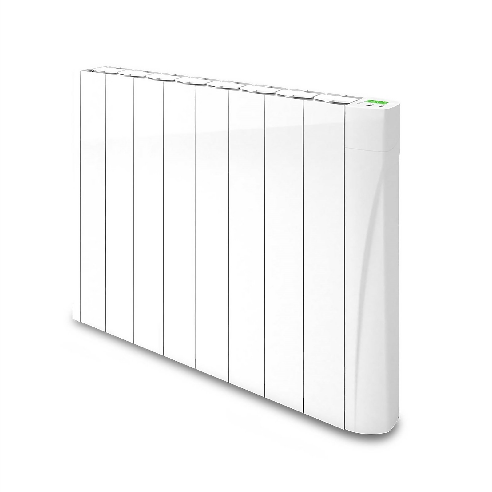 TCP Wall Mounted Smart Wi-Fi Oil Filled Radiator 1000W - White