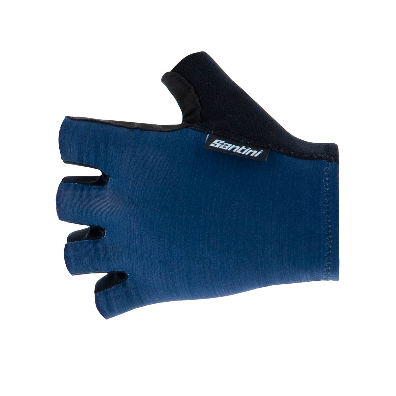 Santini Cubo Gloves - M - Nautica Blue