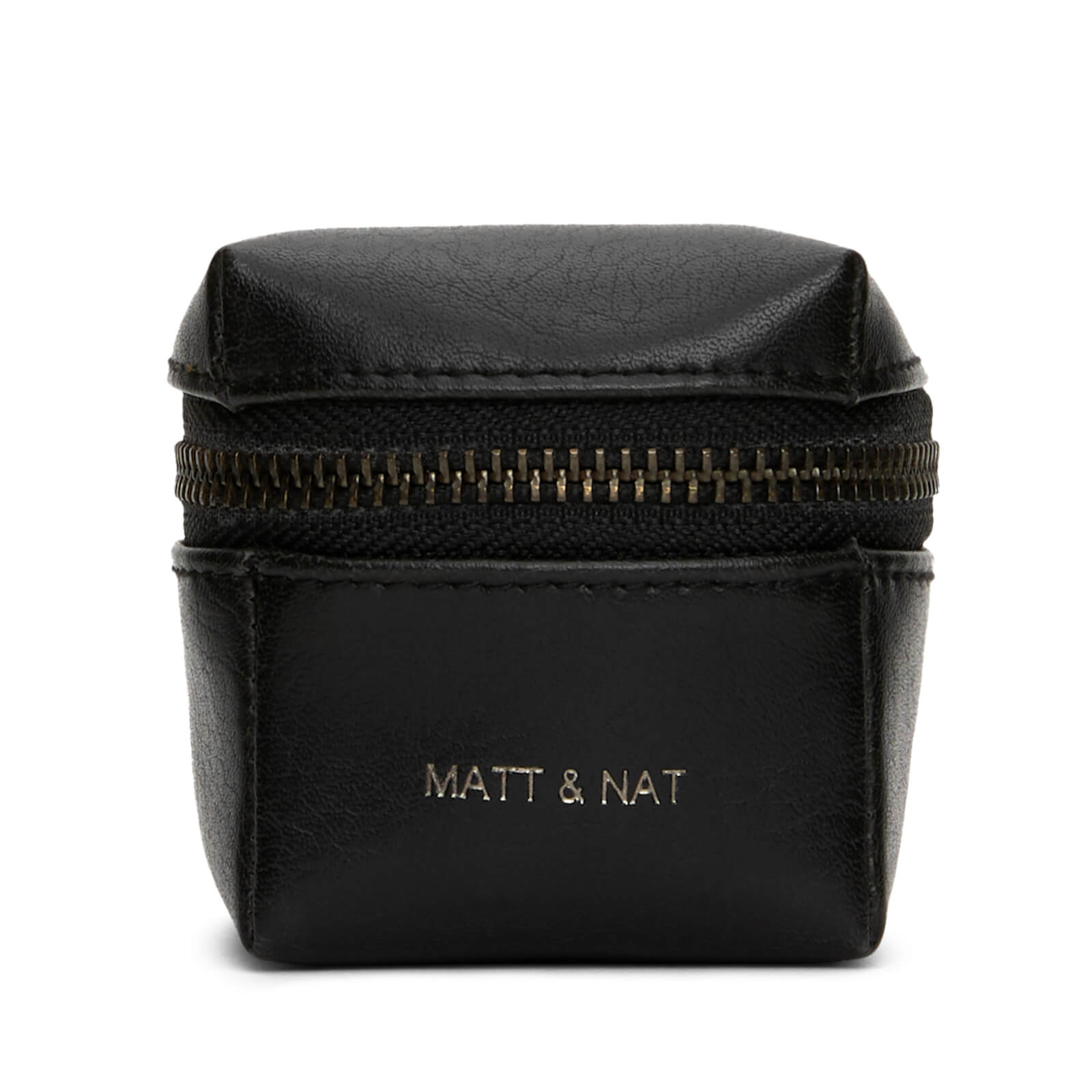 Matt & Nat Small Darling Jewellery Case - Black