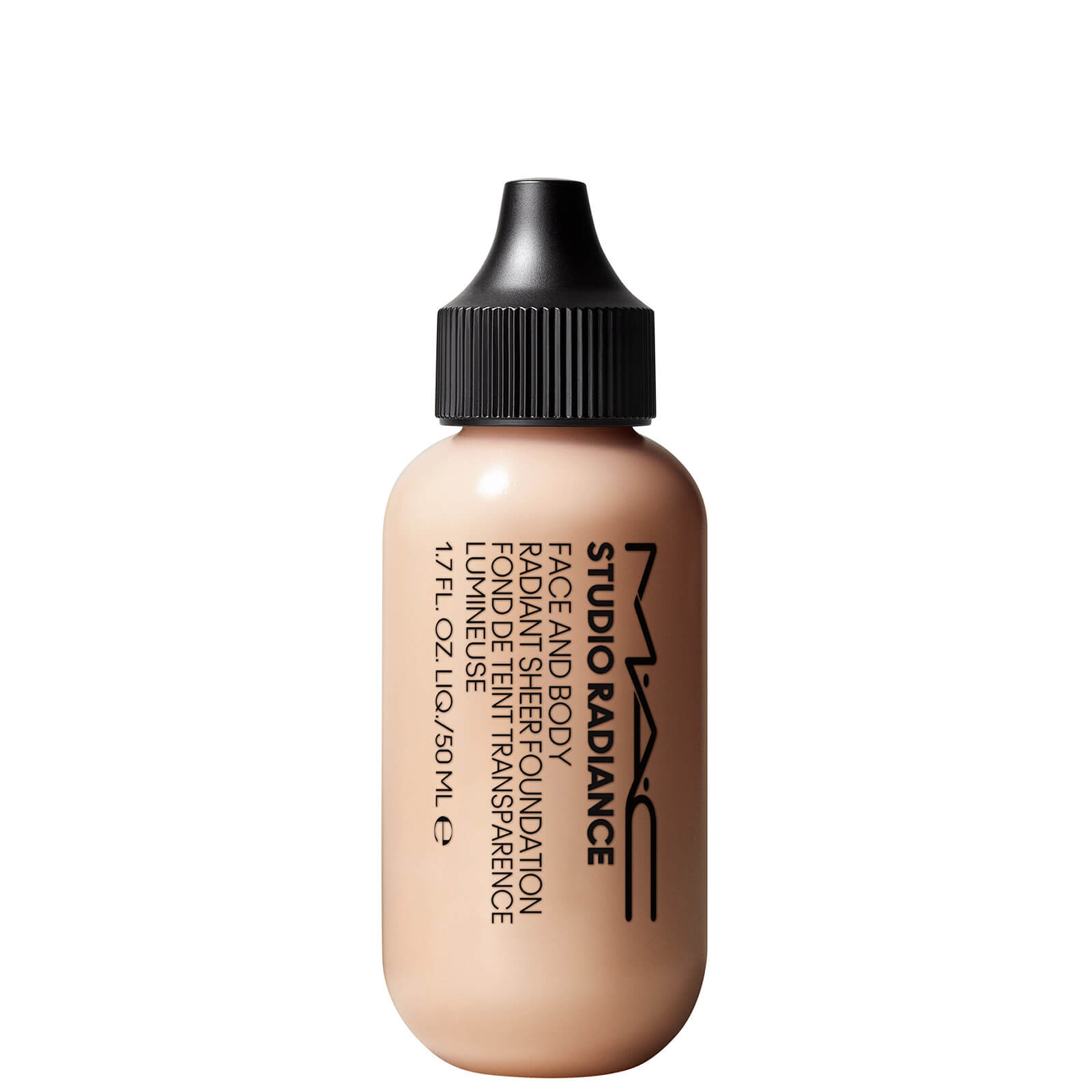 MAC Studio Face and Body Radiant Sheer Foundation 50ml - Various Shades - W1