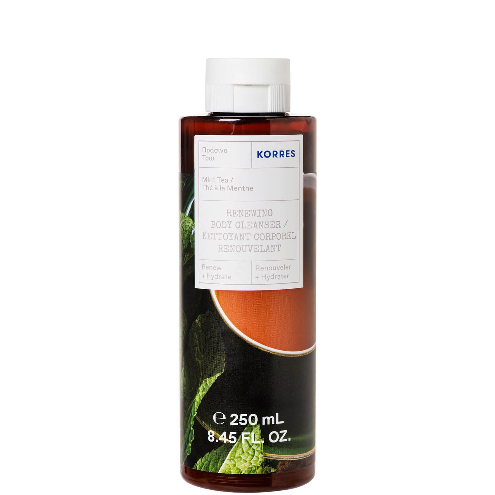 Купить KORRES Mint Tea Renewing Body Cleanser 250ml