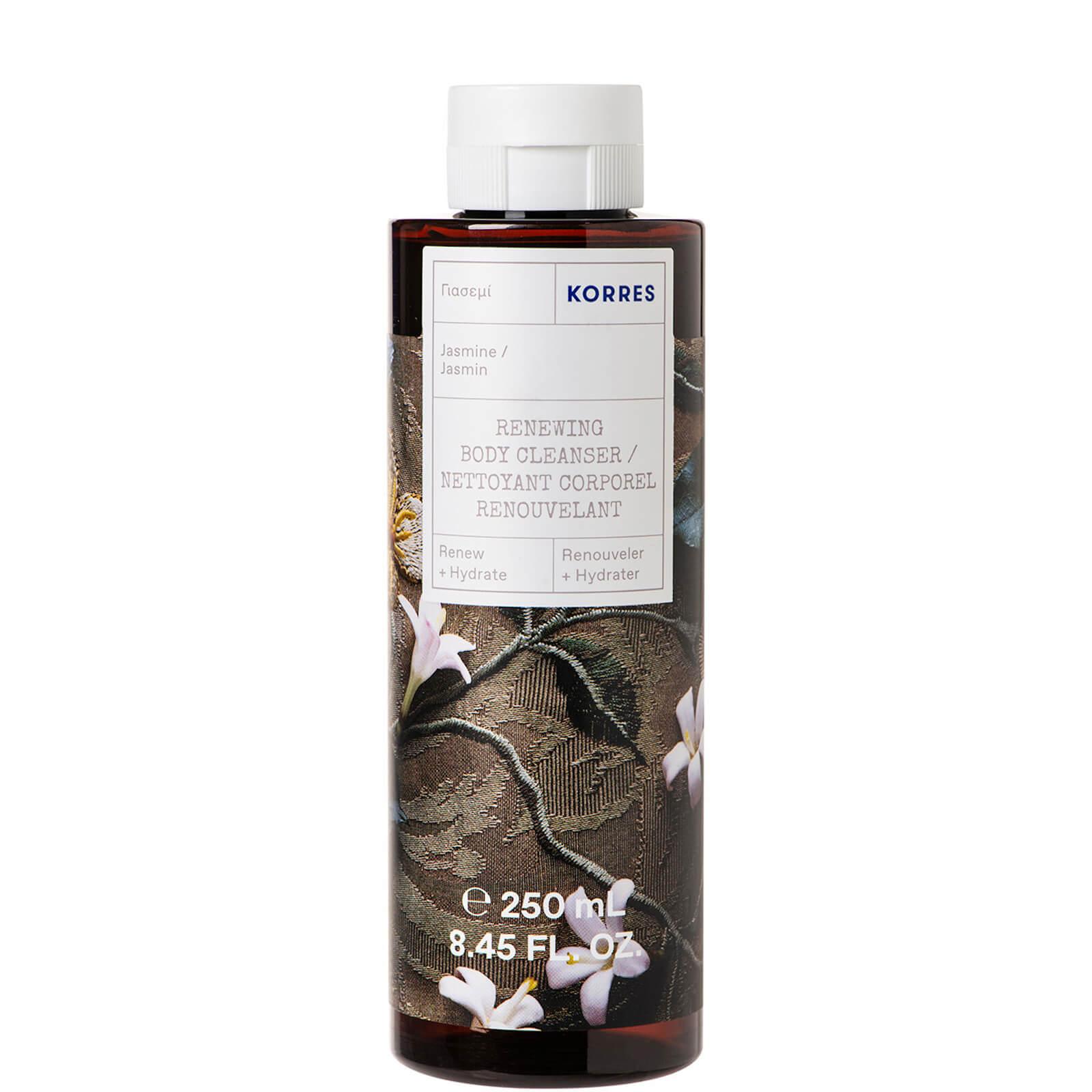 Купить Омолаживающее очищающее средство для тела с жасмином KORRES 250 мл