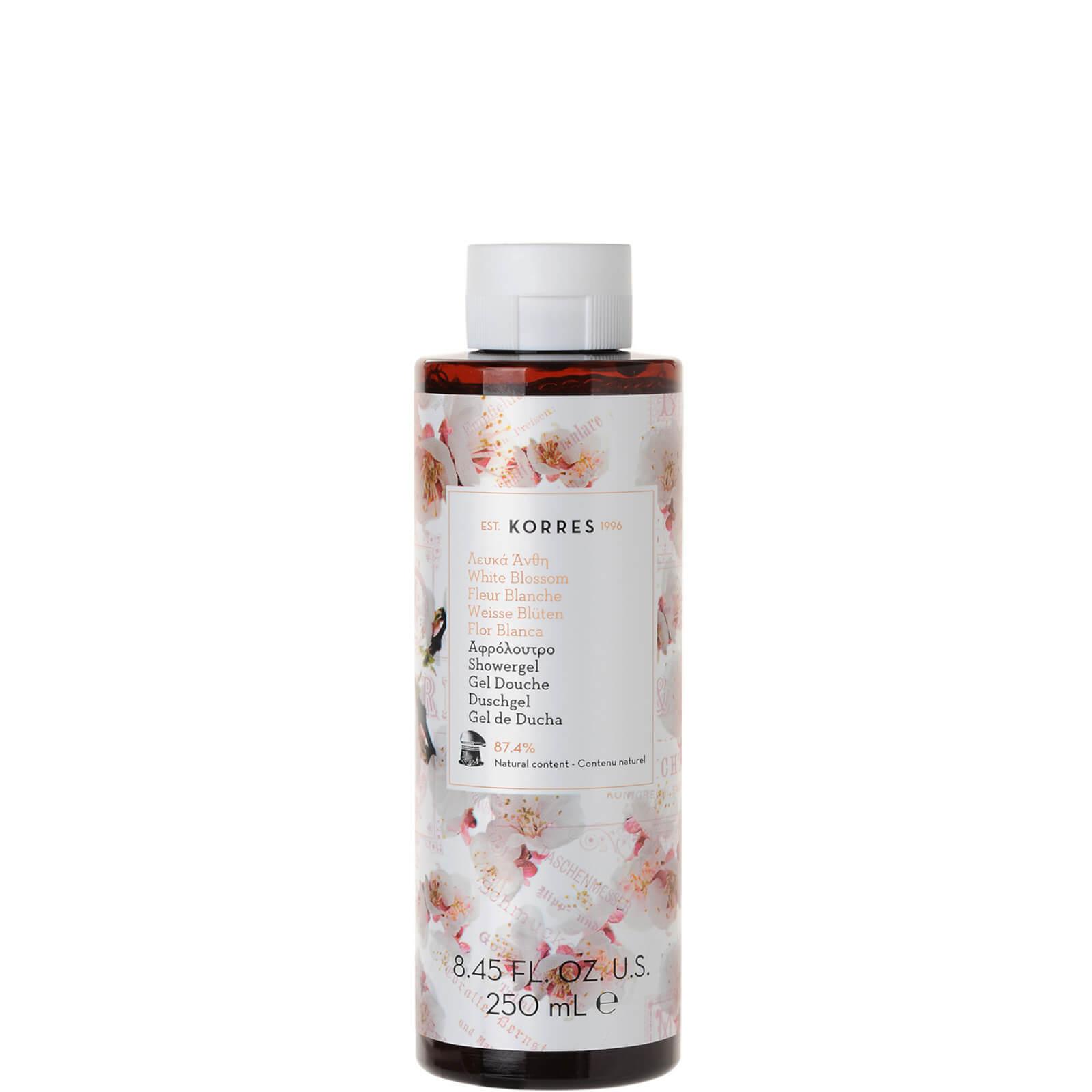 Купить KORRES White Blossom Renewing Body Cleanser 250ml