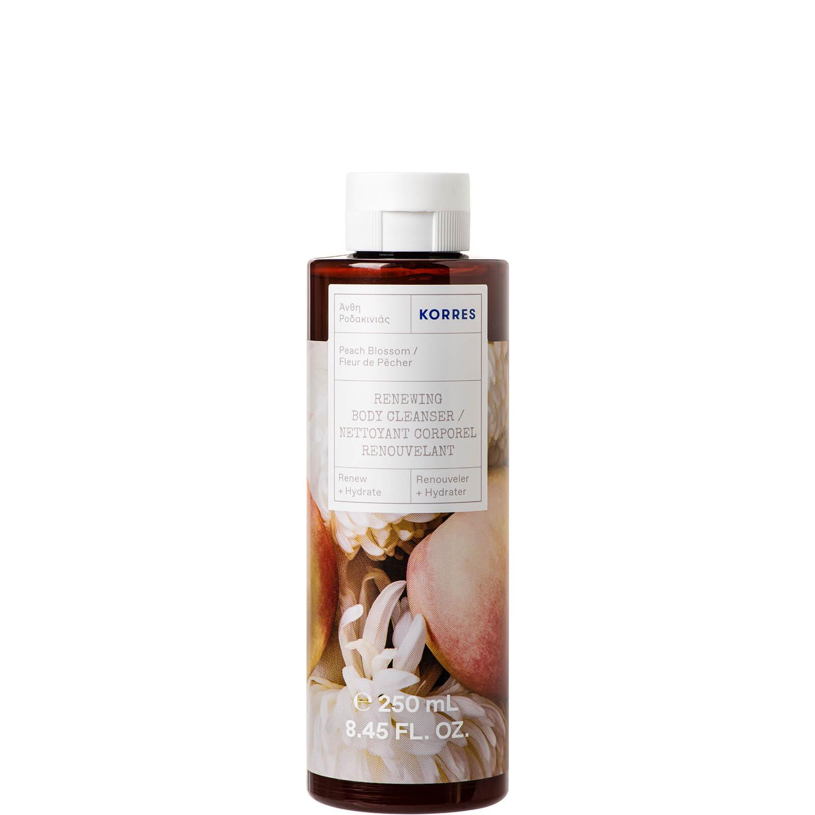 Купить KORRES Peach Blossom Renewing Body Cleanser 250ml