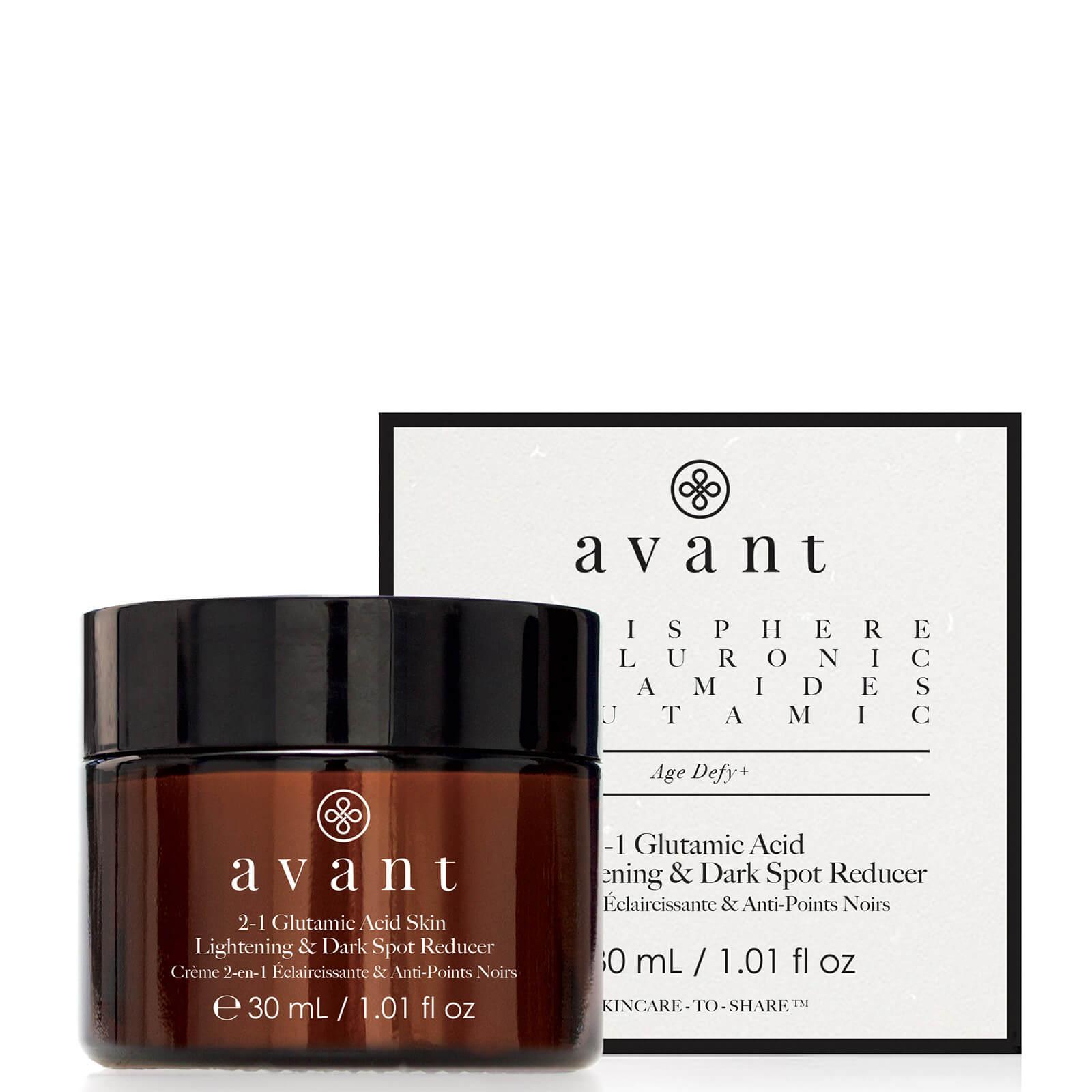 Купить Avant Skincare 2-1 Glutamic Skin Lightening and Dark Spot Reducer 30ml