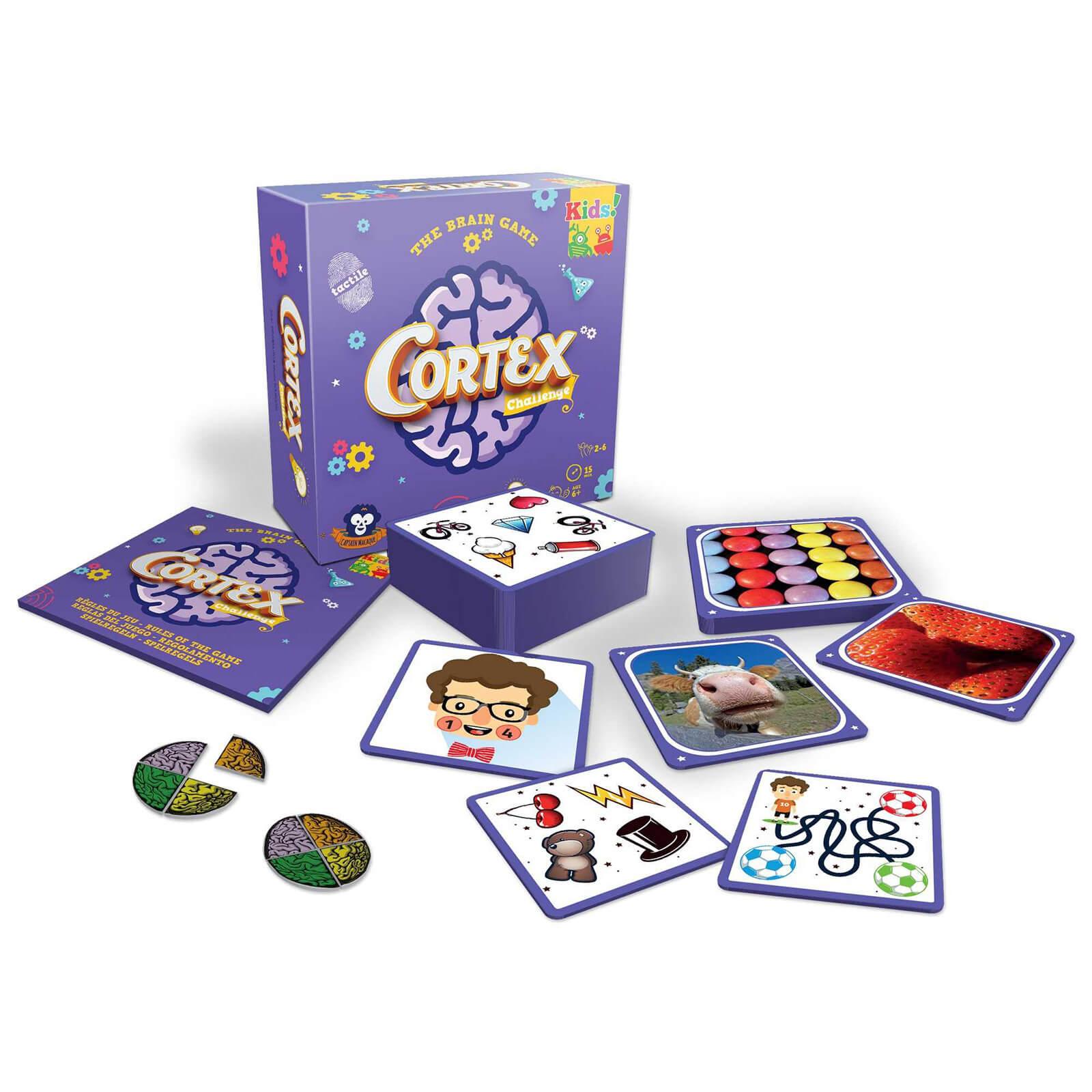 Cortex Challenge Kids MLV Board Game