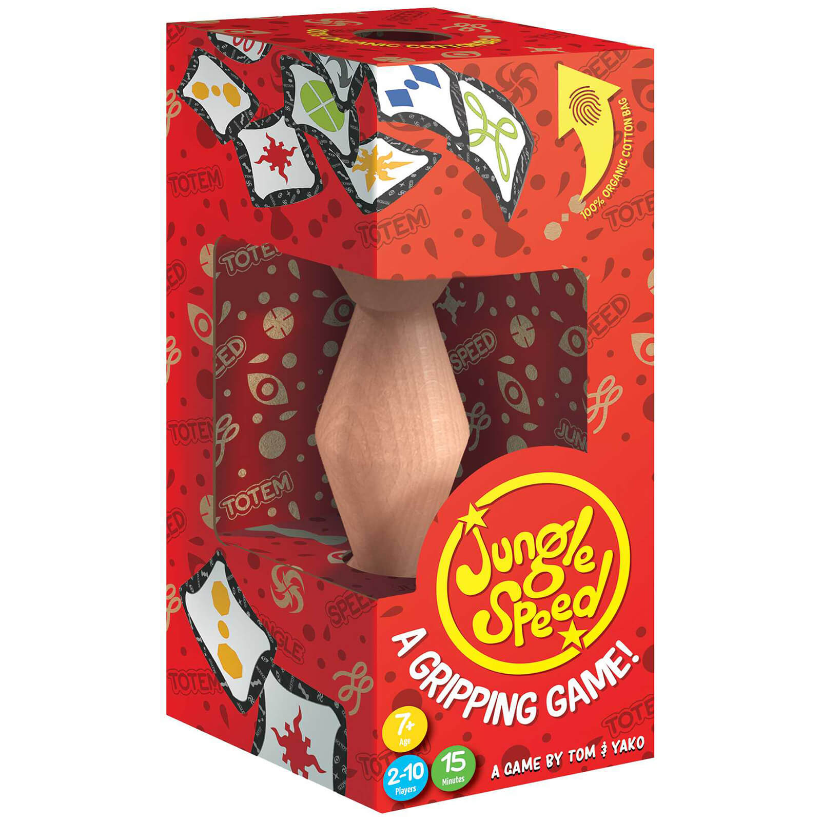 Image of Jungle Speed Card Game (Eco Box)