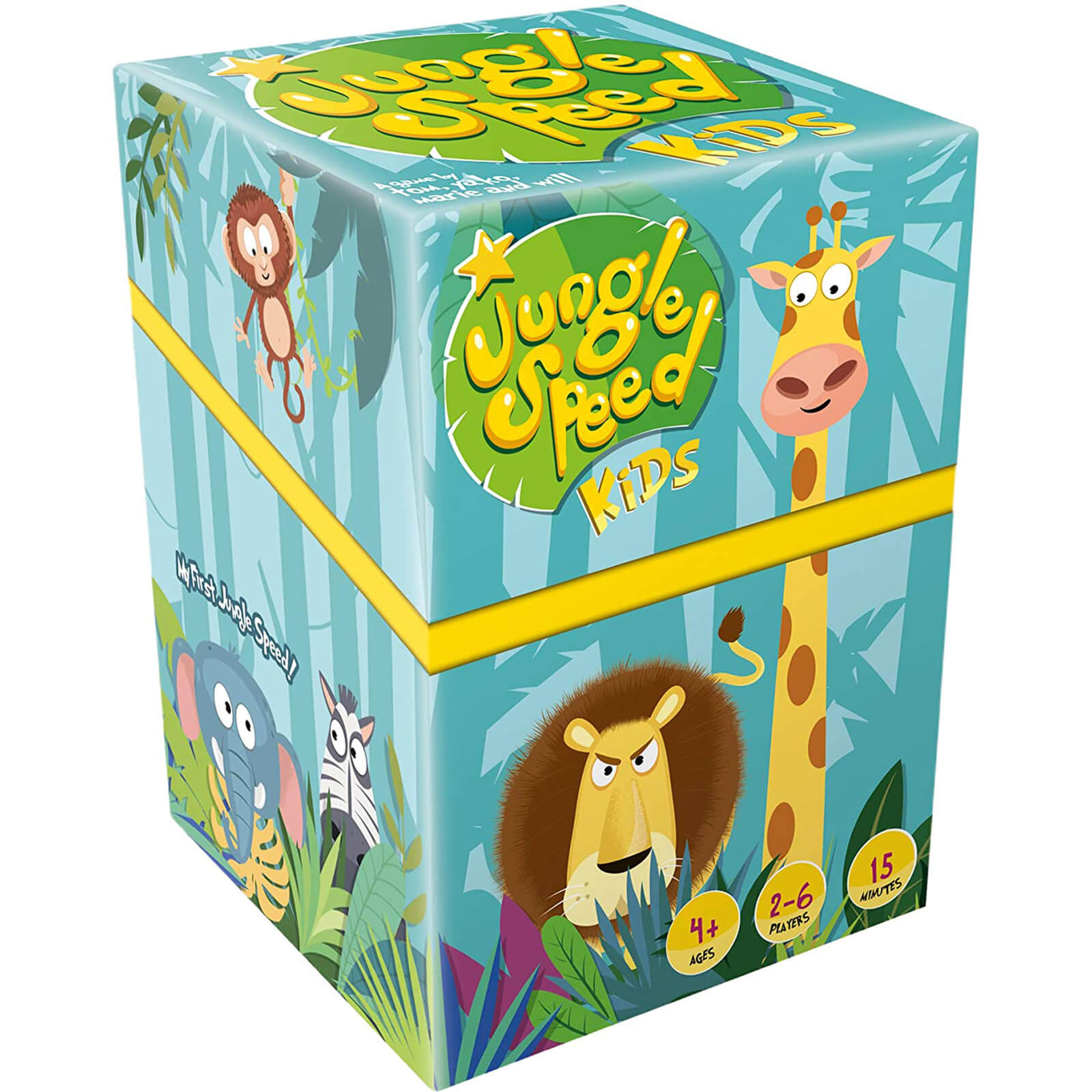 Image of Jungle Speed Card Game - Kids Edition