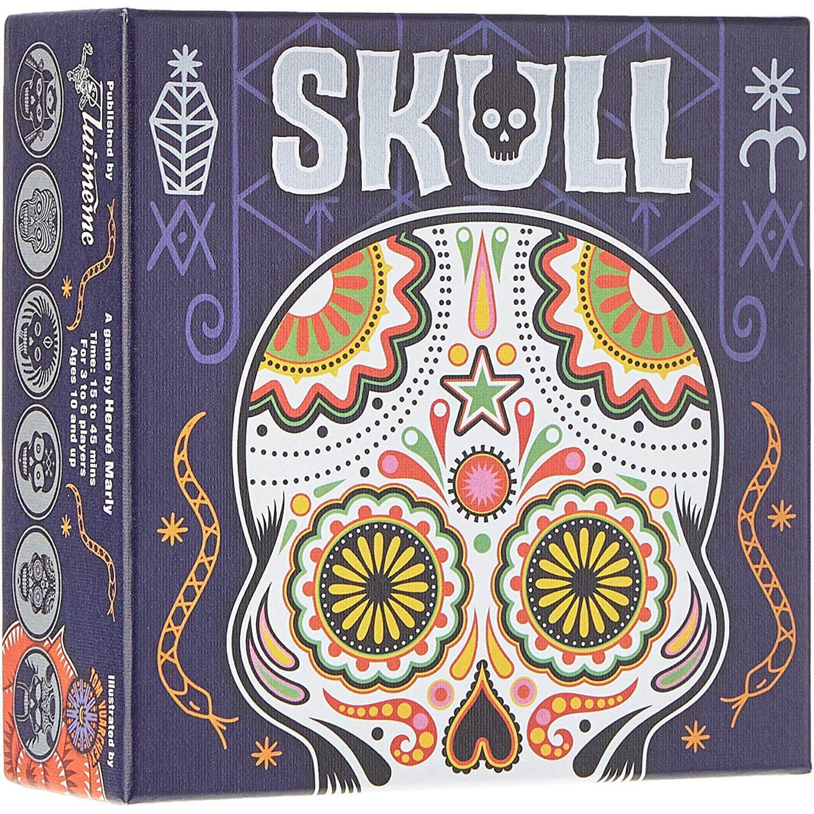 Image of Skull Board Game - 2020 Edition