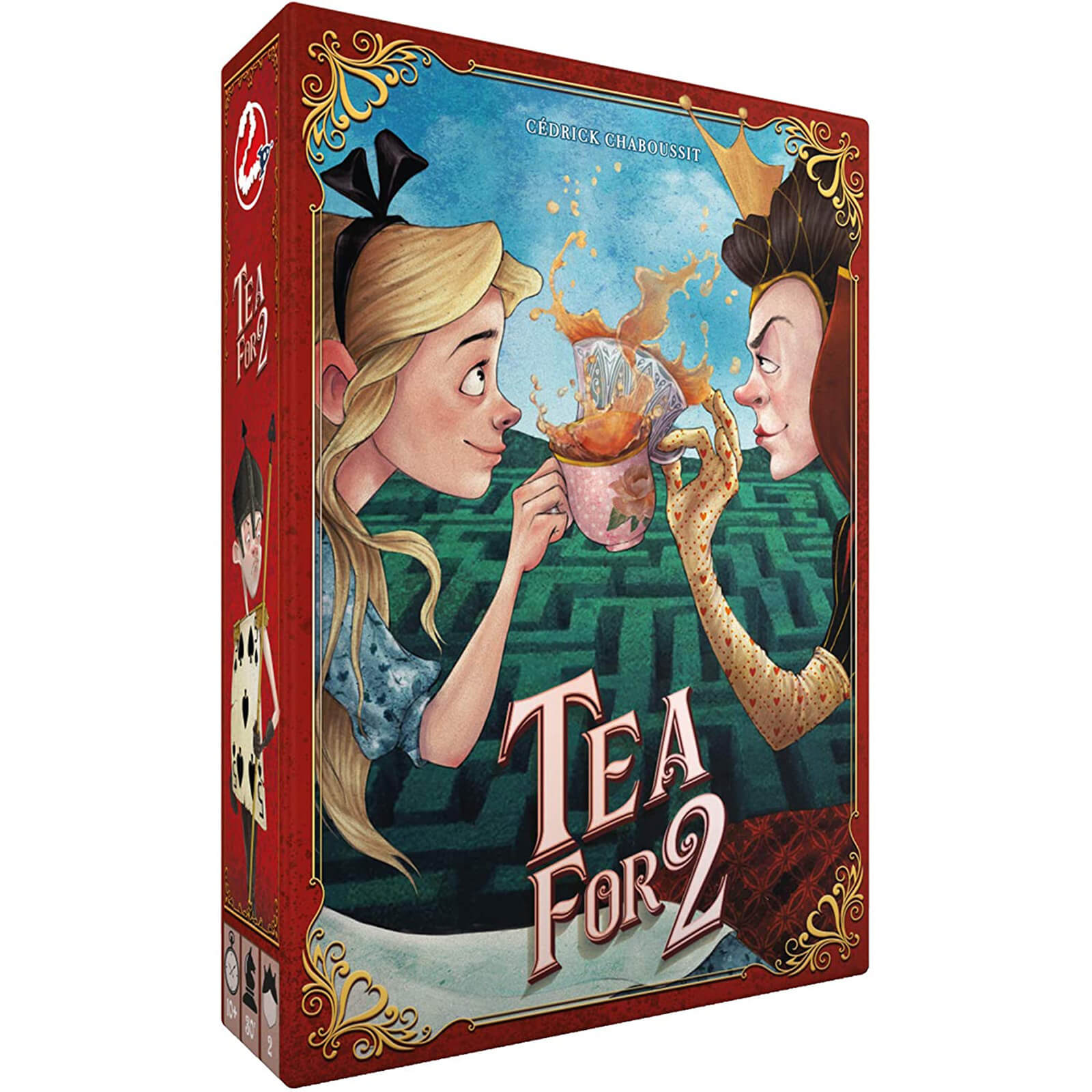 Tea For Two Board Game