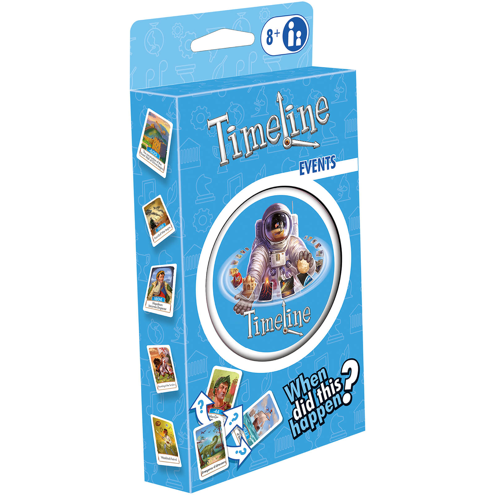 Timeline Card Game - Events Edition
