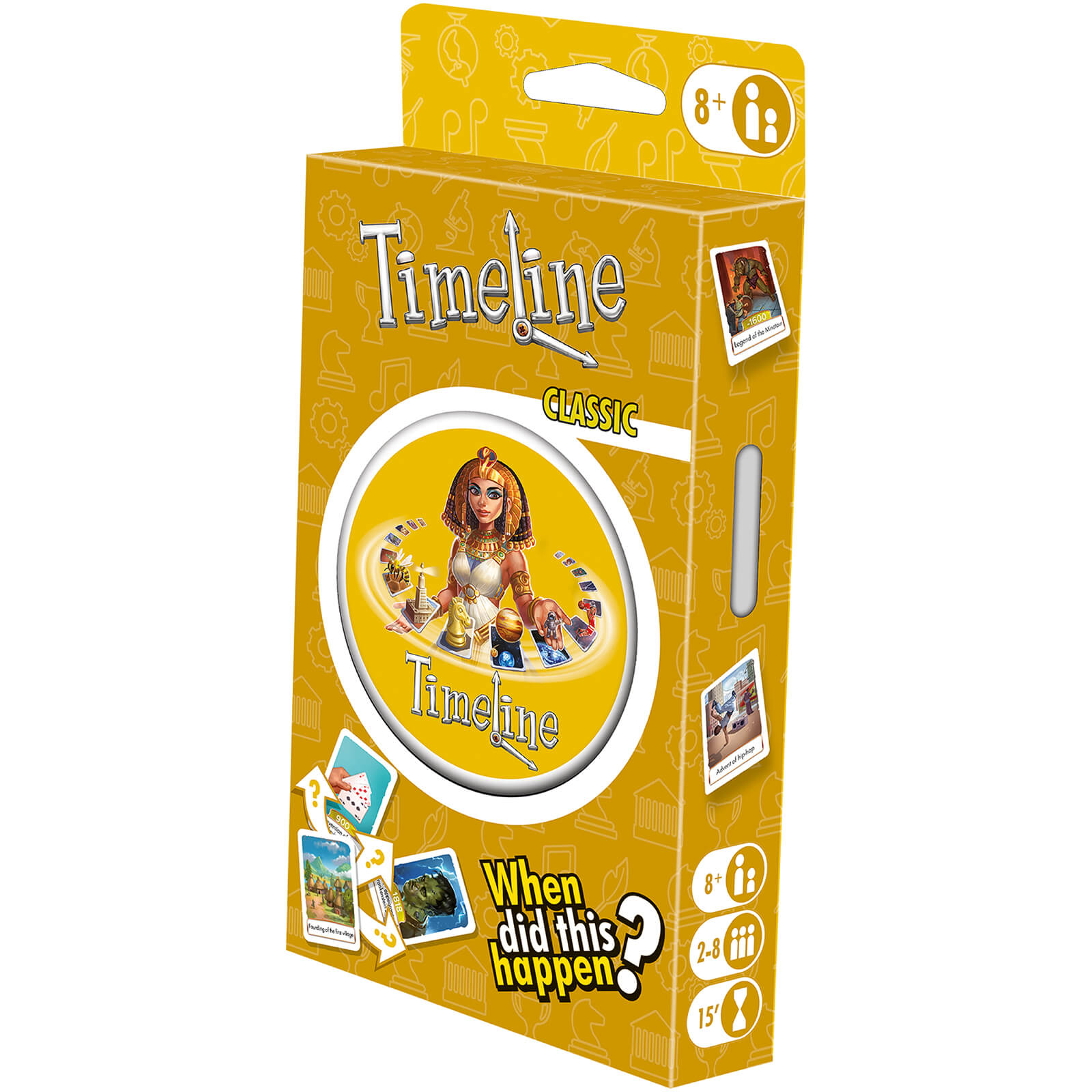 Image of Timeline Card Game - Classic Edition