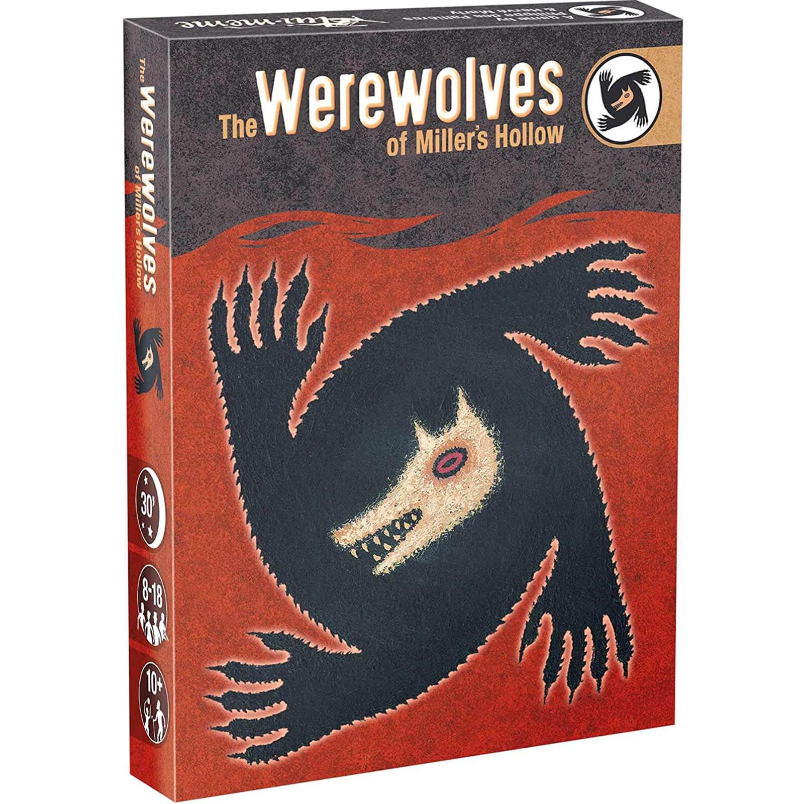 Werewolves of Miller's Hollow Card Game