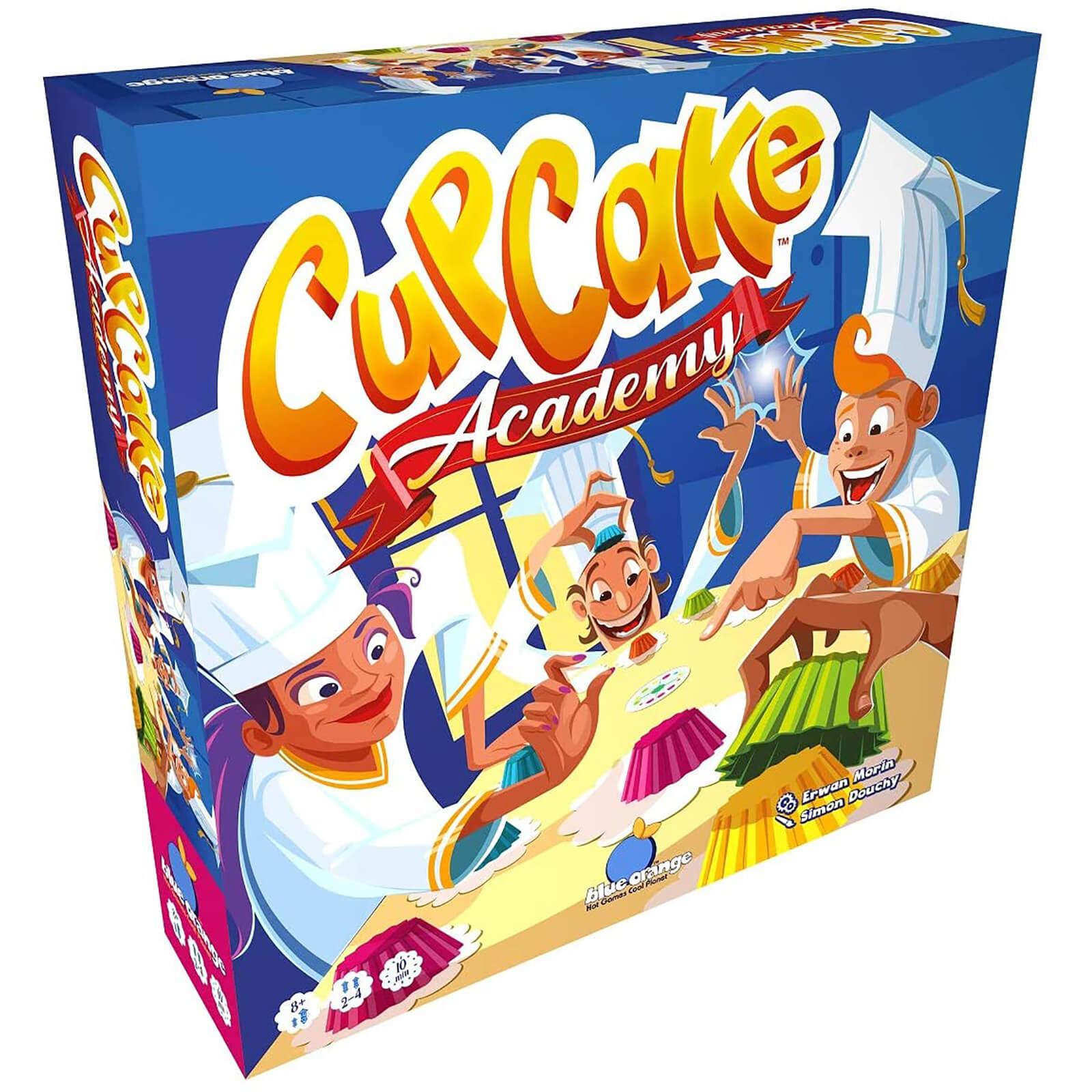 Cupcake Academy Board Game