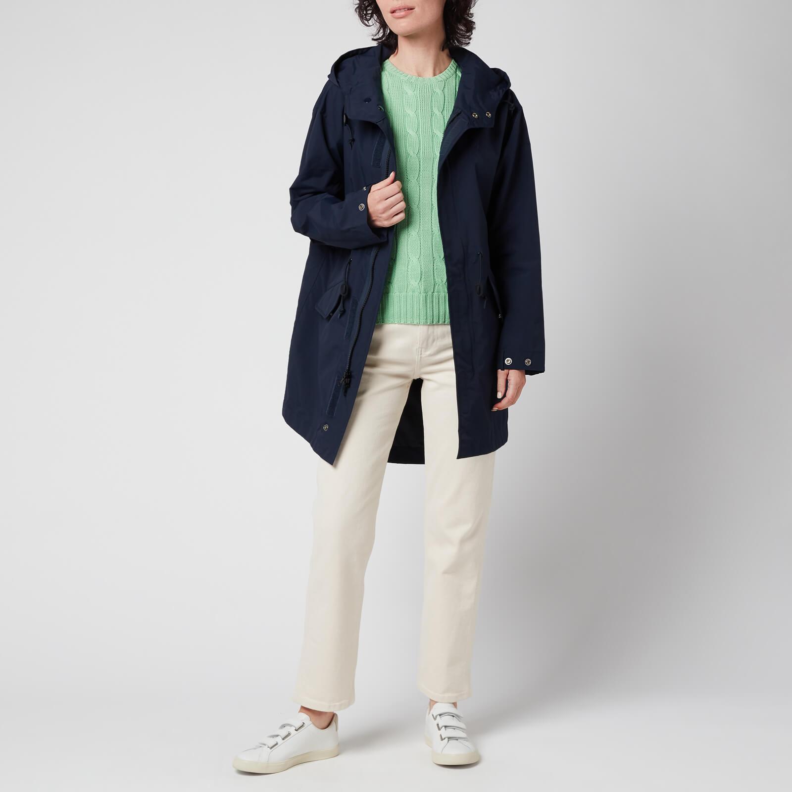 polo ralph lauren women's julianna classic sweatshirt - bud green - xs