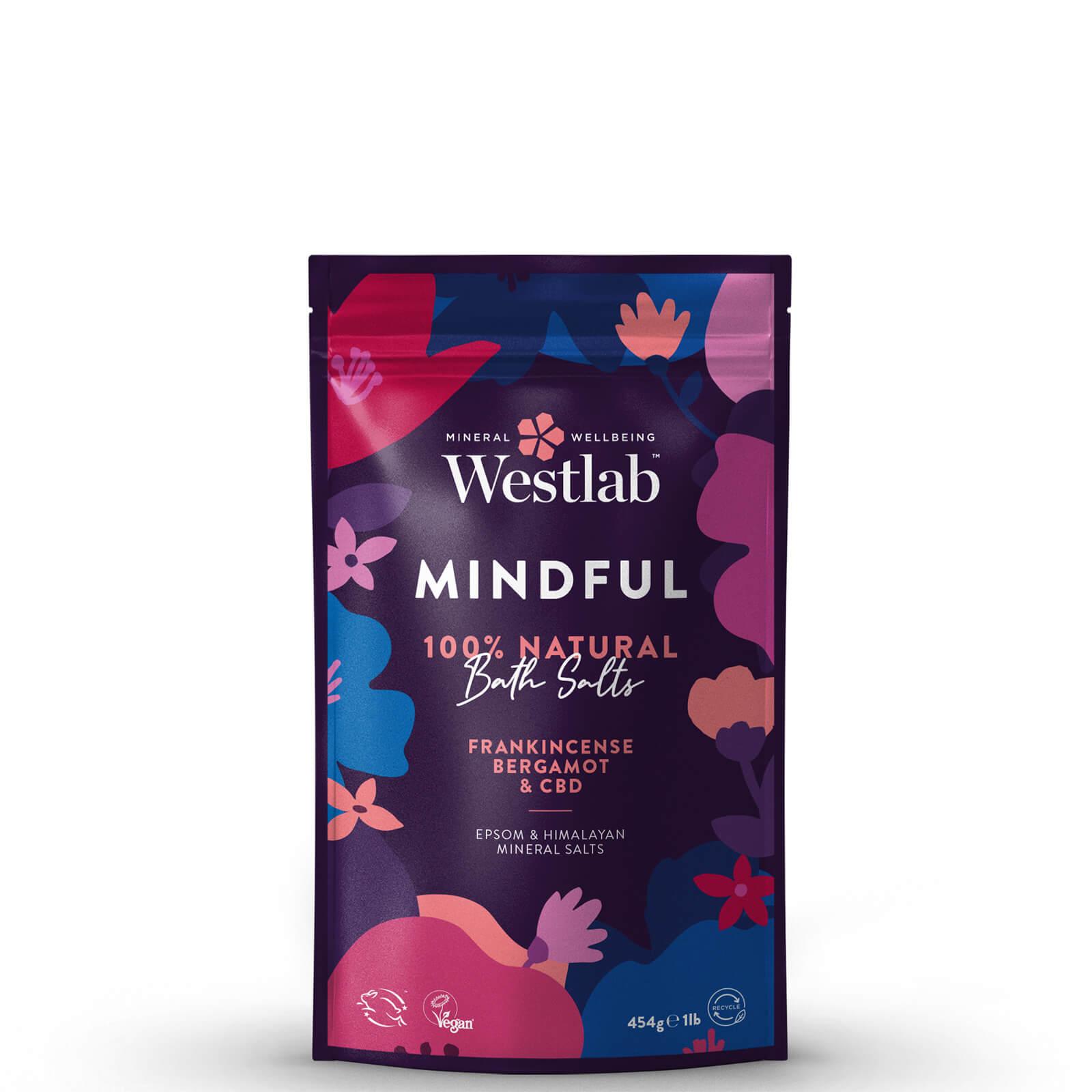 Купить Соль для ванны Westlab Mindful Bathing Salts 454 г