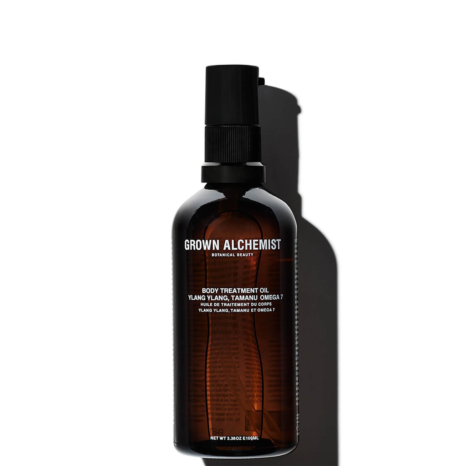 Купить Grown Alchemist Body Treatment Oil - Ylang Ylang Tamanu Omega 7 100ml