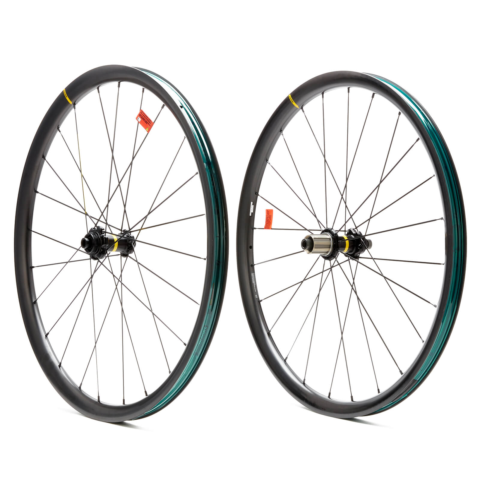 Mavic Allroad Pro Carbon Sl Disc Road+ Wheelset - 2021 - Shimano/sram