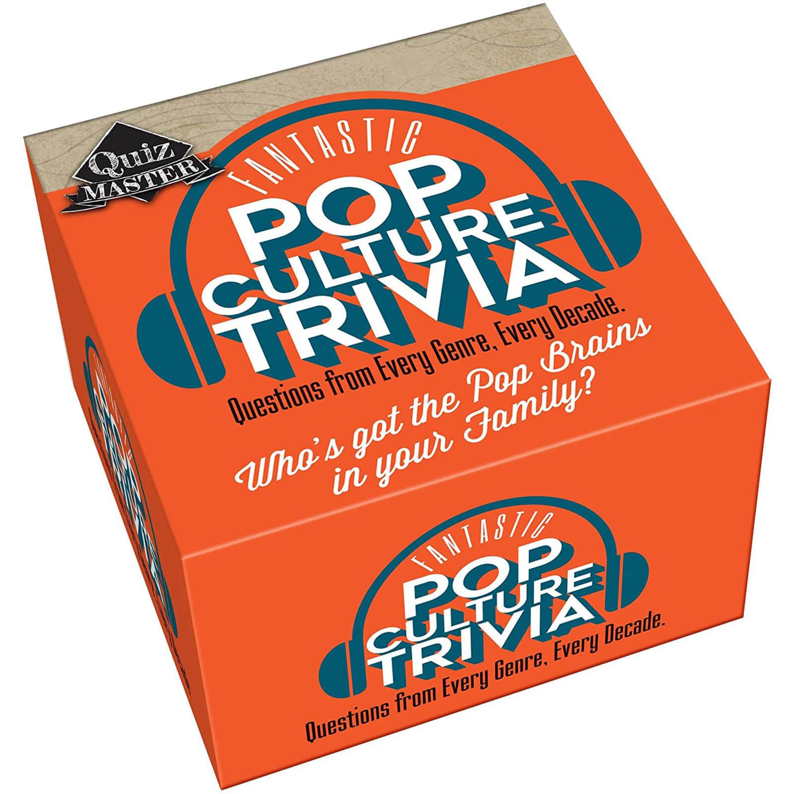 Image of QuizMaster - Pop Culture Trivia Game