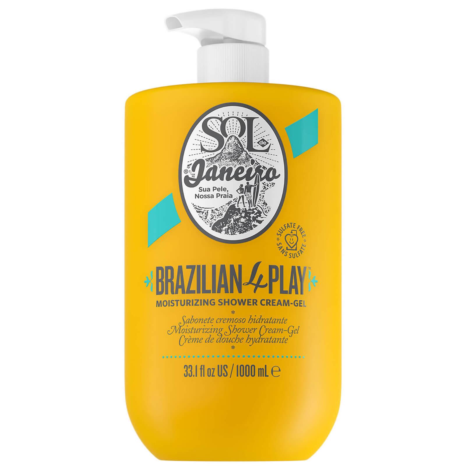 Купить Sol de Janeiro Brazilian 4Play Moisturizing Shower Cream-Gel 1000ml