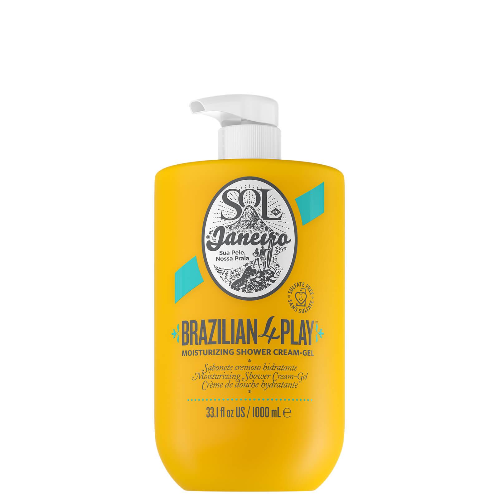 Sol de Janeiro Brazilian 4Play Moisturizing Shower Cream-Gel 1000ml  - Купить