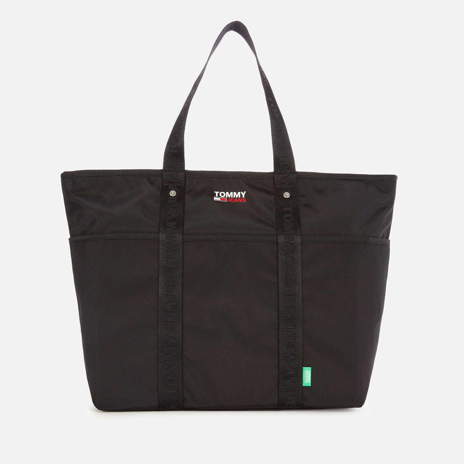 Tommy Jeans Women's Tjw Campus Tote Bag - Black