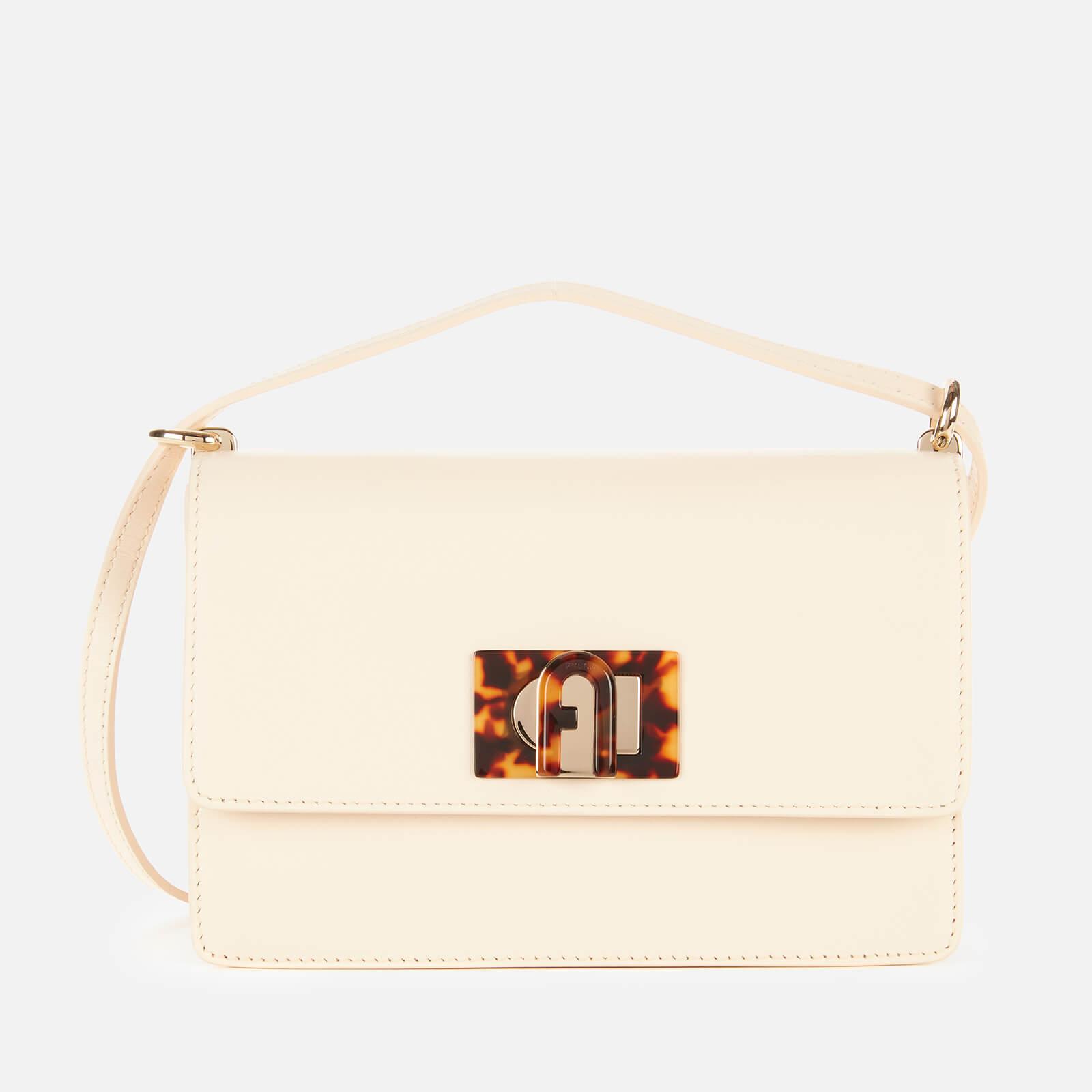 Furla Women's 1927 Mini Cross Body Bag 20 - Cream