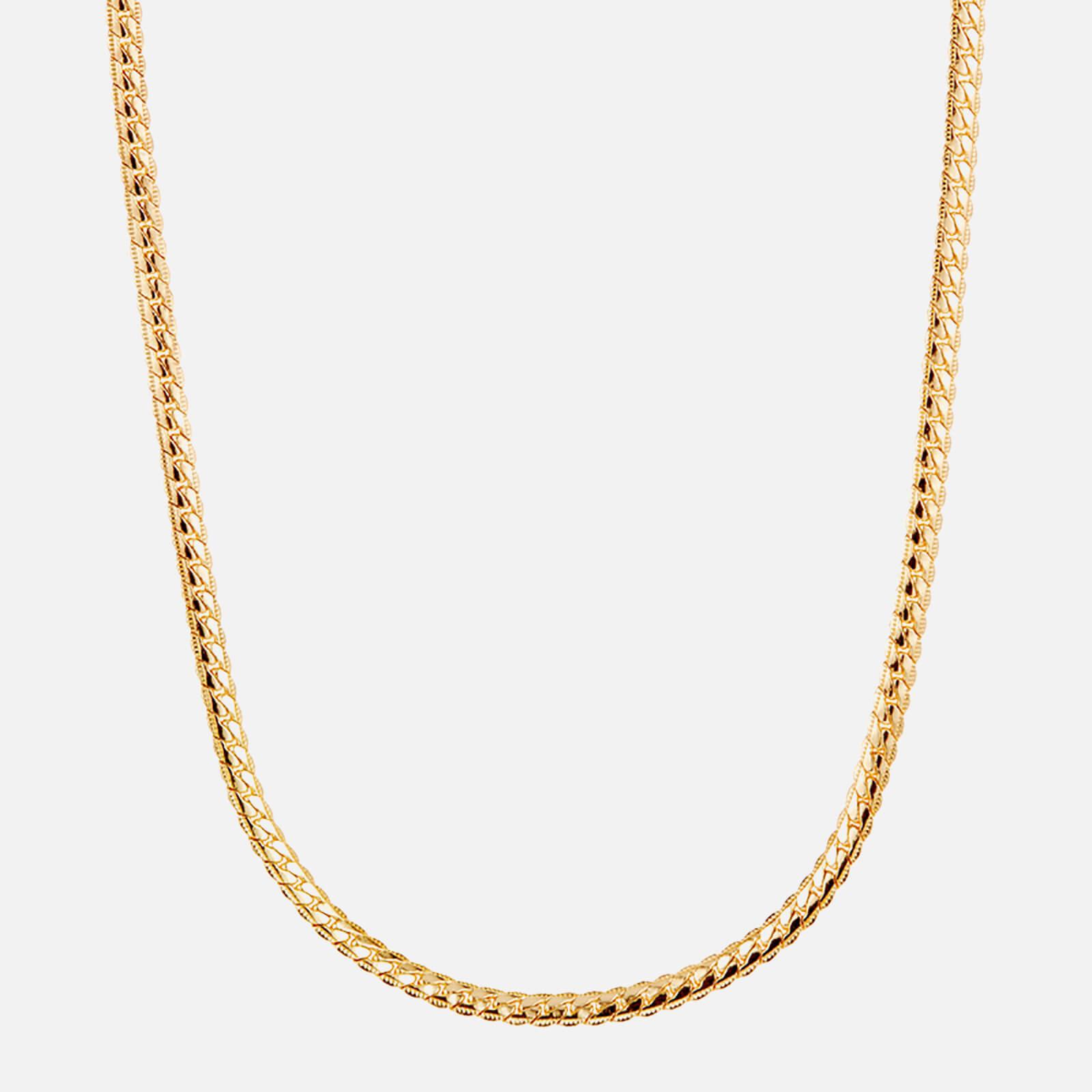 Crystal Haze Women's Oslo Chain - Gold